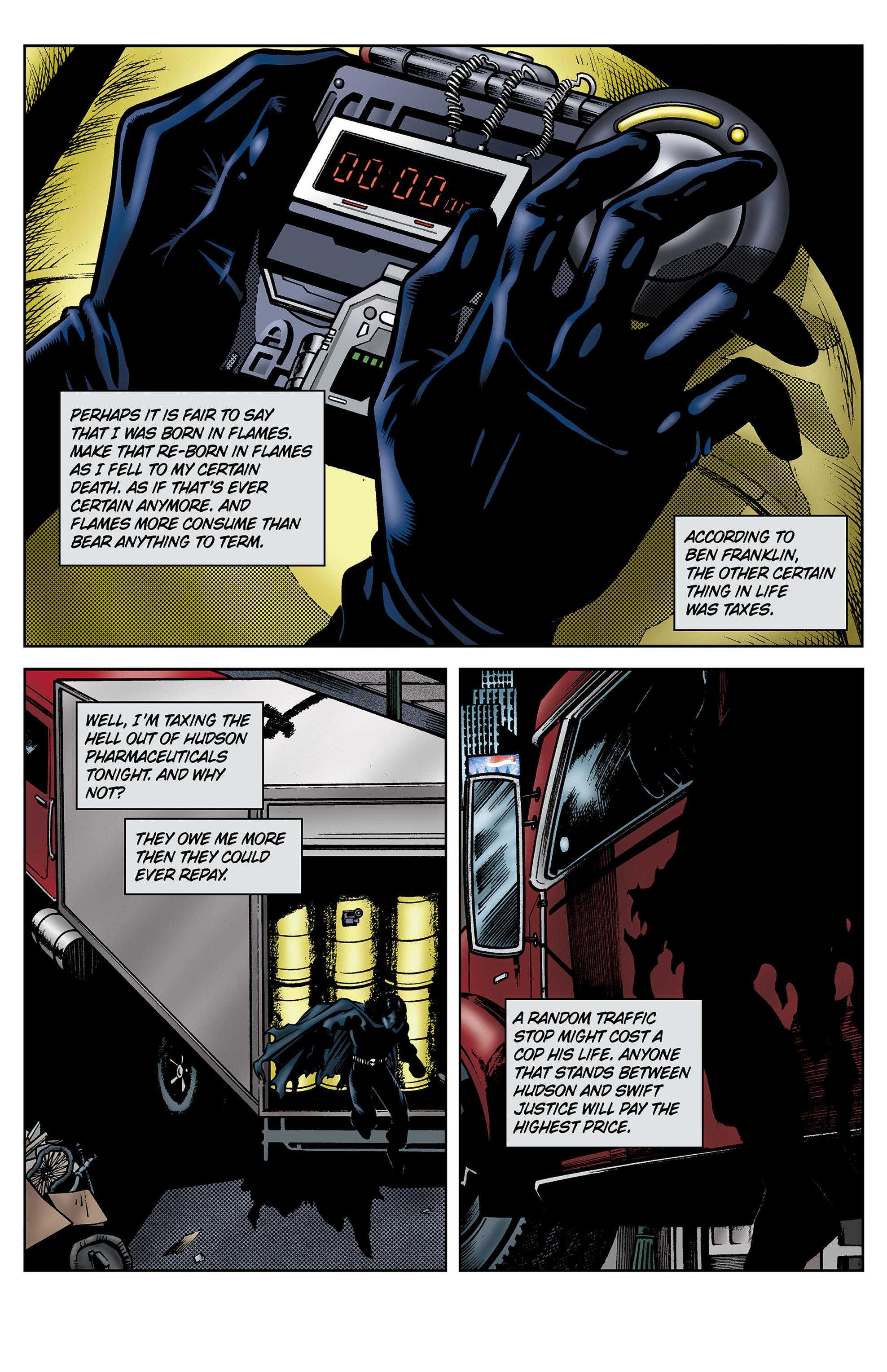 Read online SideChicks comic -  Issue #5 - 16