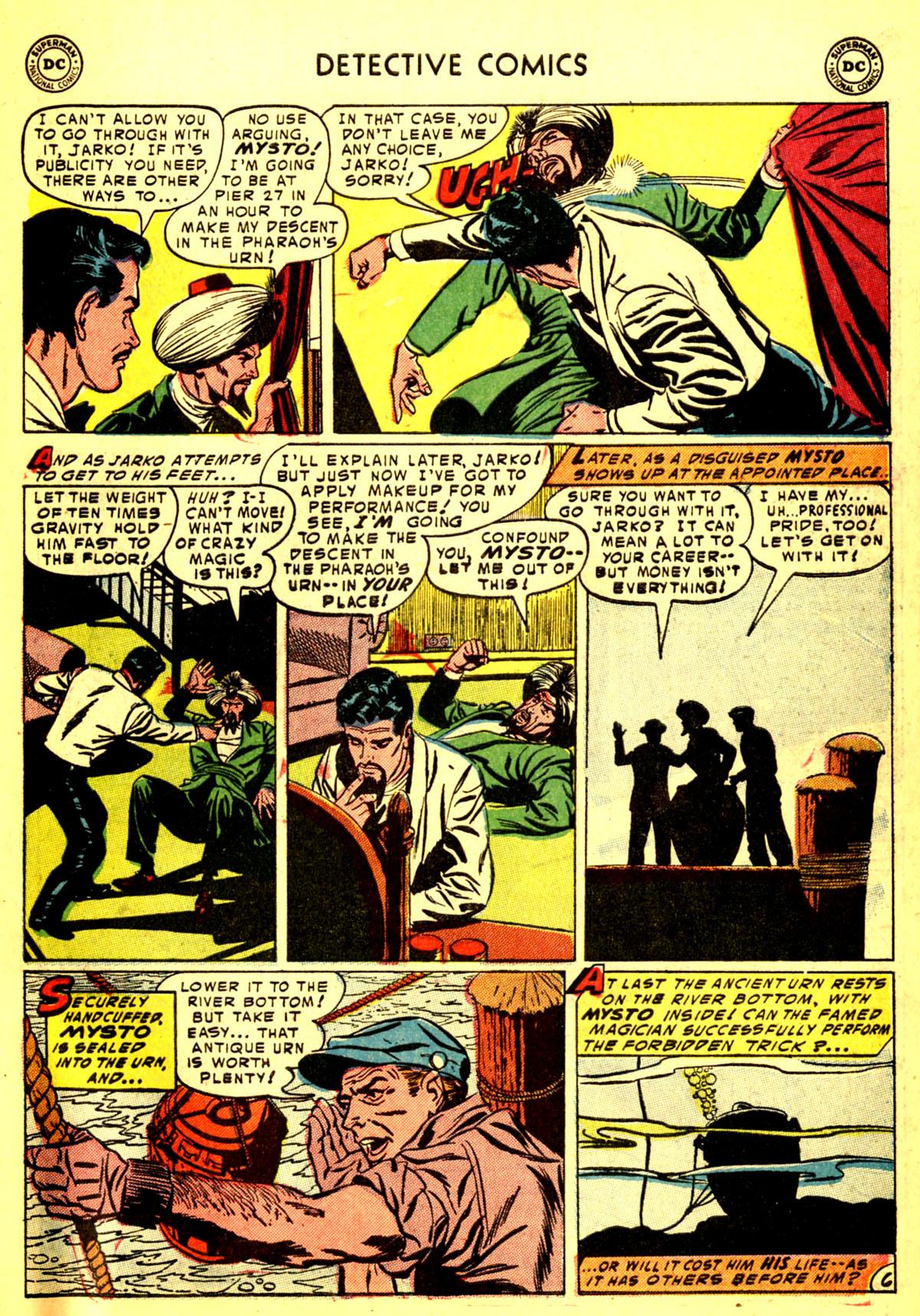 Read online Detective Comics (1937) comic -  Issue #211 - 39