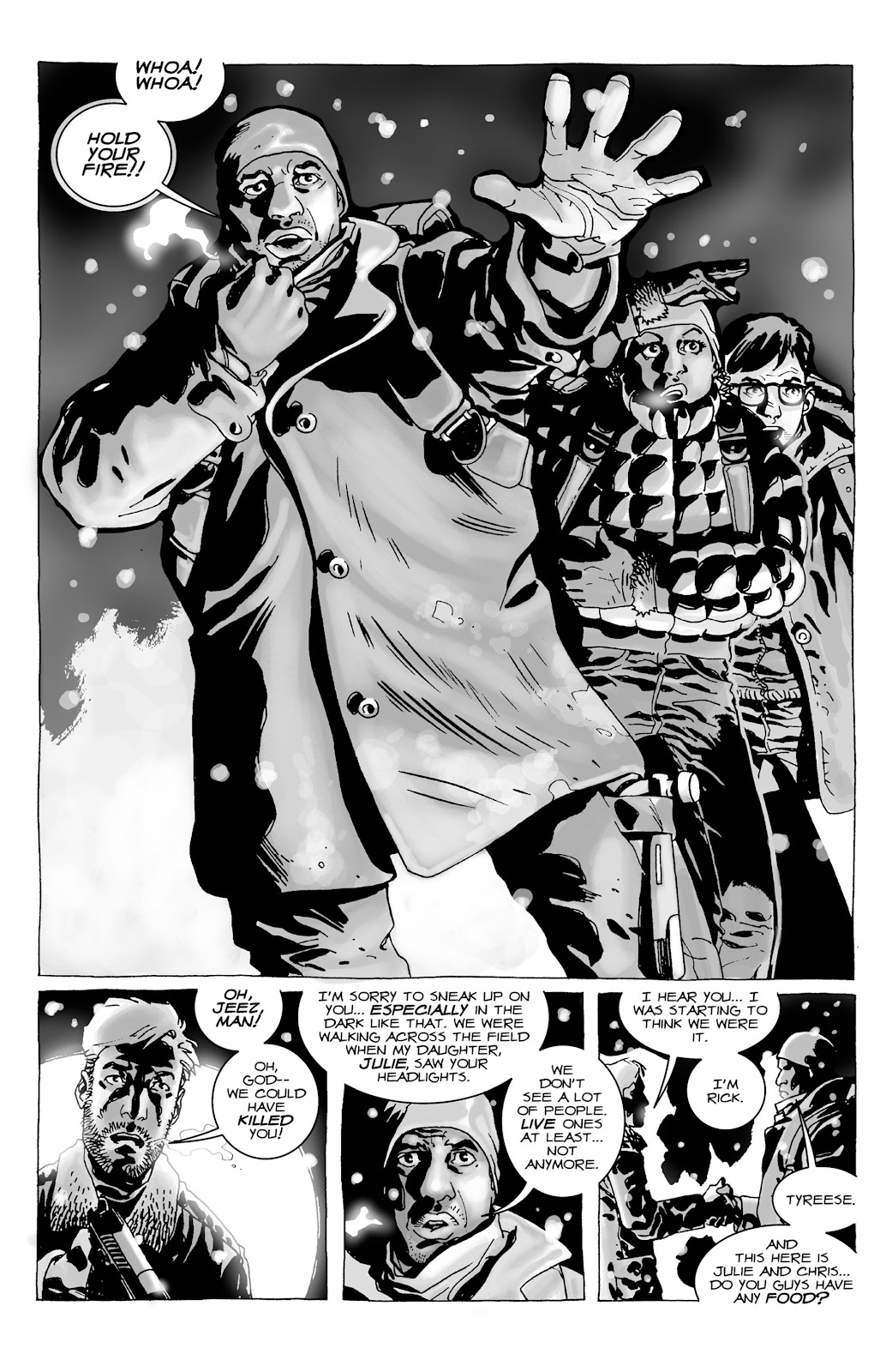 The Walking Dead issue Special - Tyreese Special - Page 20