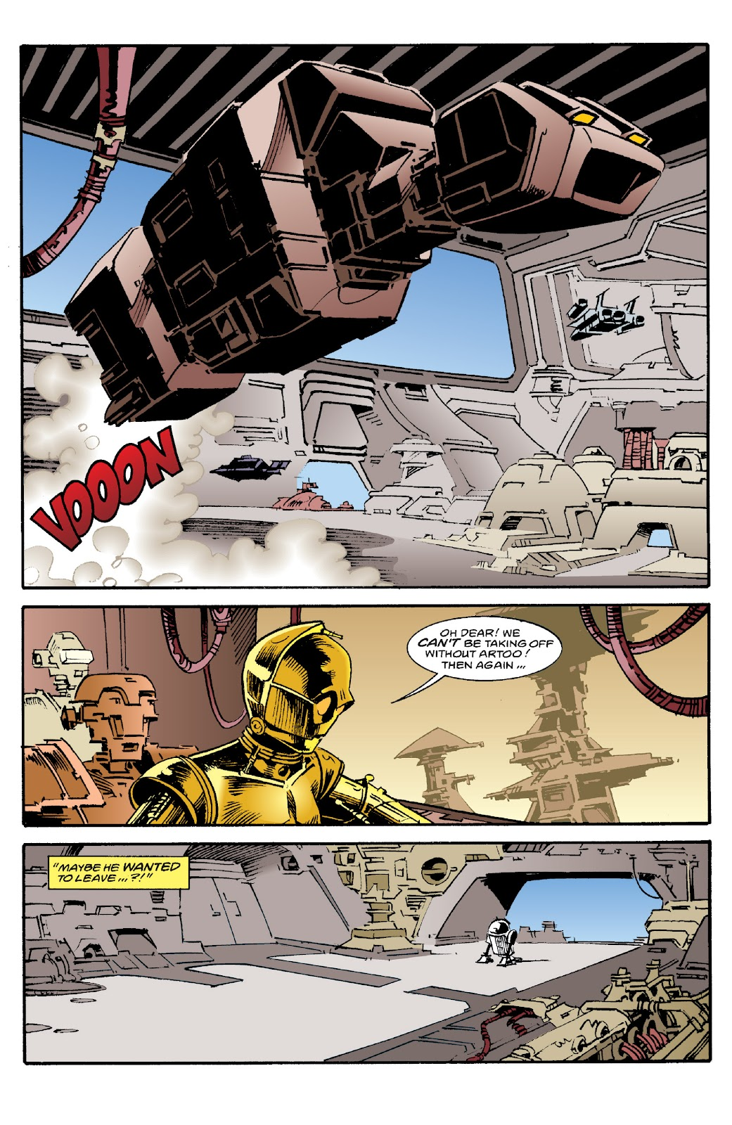 Read online Star Wars Legends Epic Collection: The Empire comic -  Issue # TPB 5 (Part 3) - 33