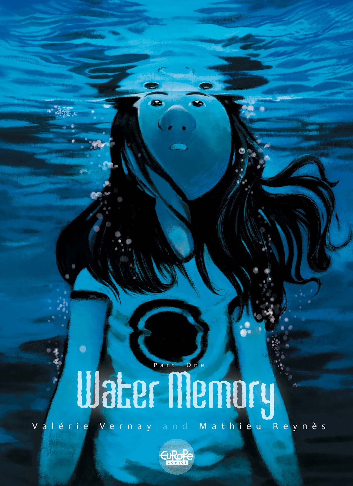 Water Memory 1 Page 1