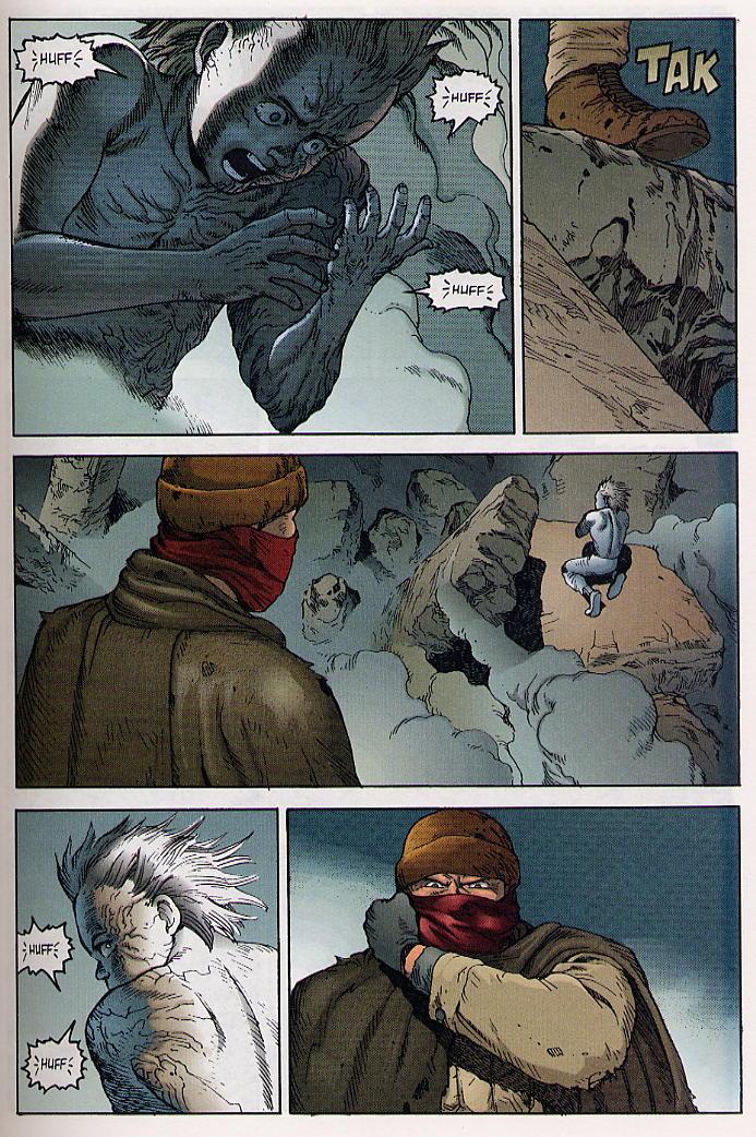 Read online Akira comic -  Issue #31 - 20