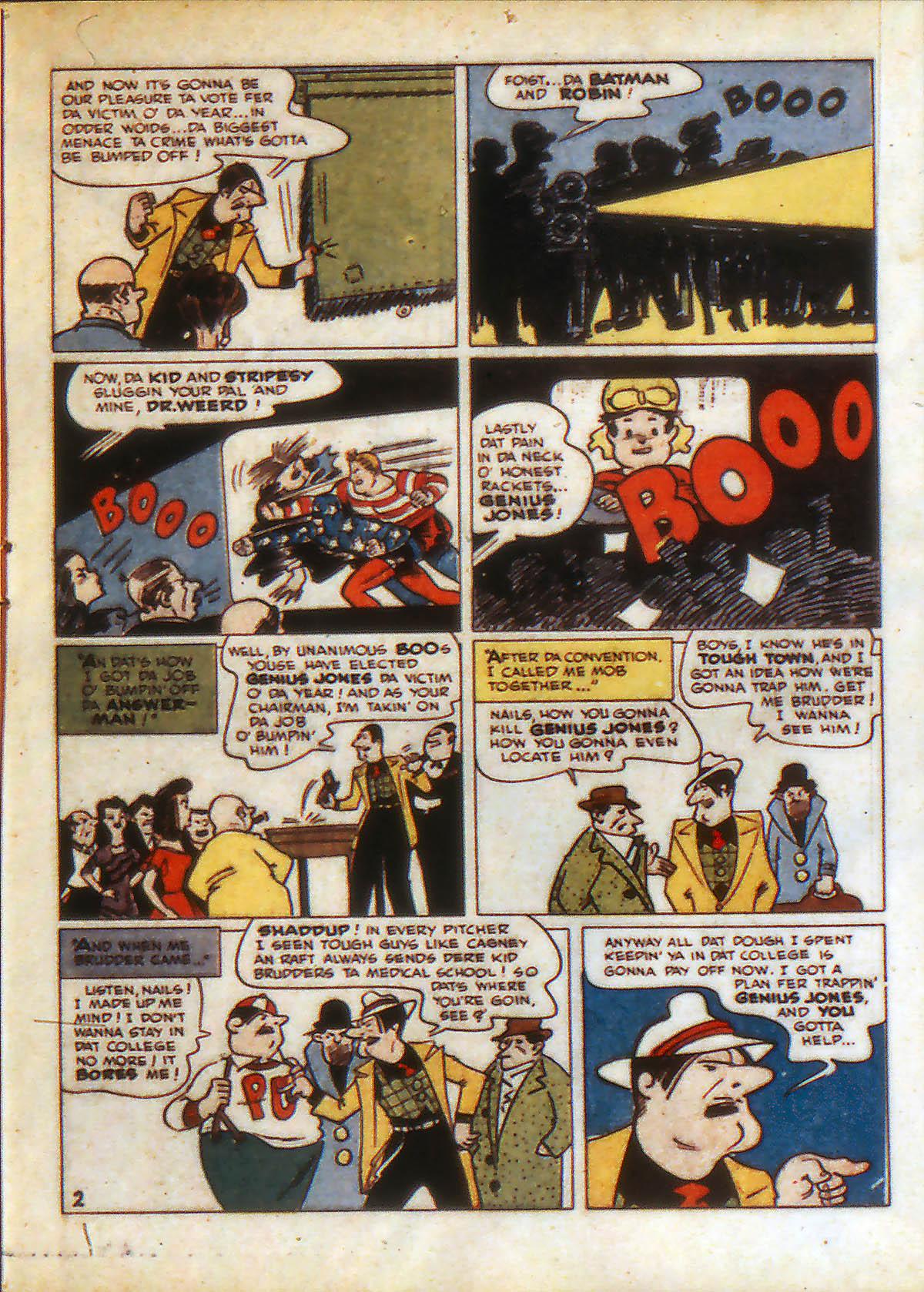 Read online Adventure Comics (1938) comic -  Issue #88 - 15