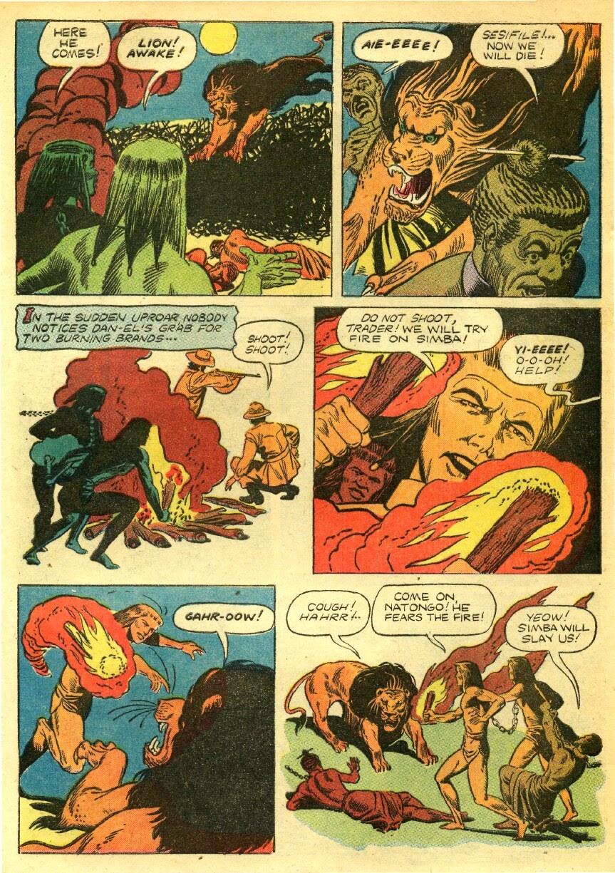 Tarzan (1948) issue 56 - Page 48