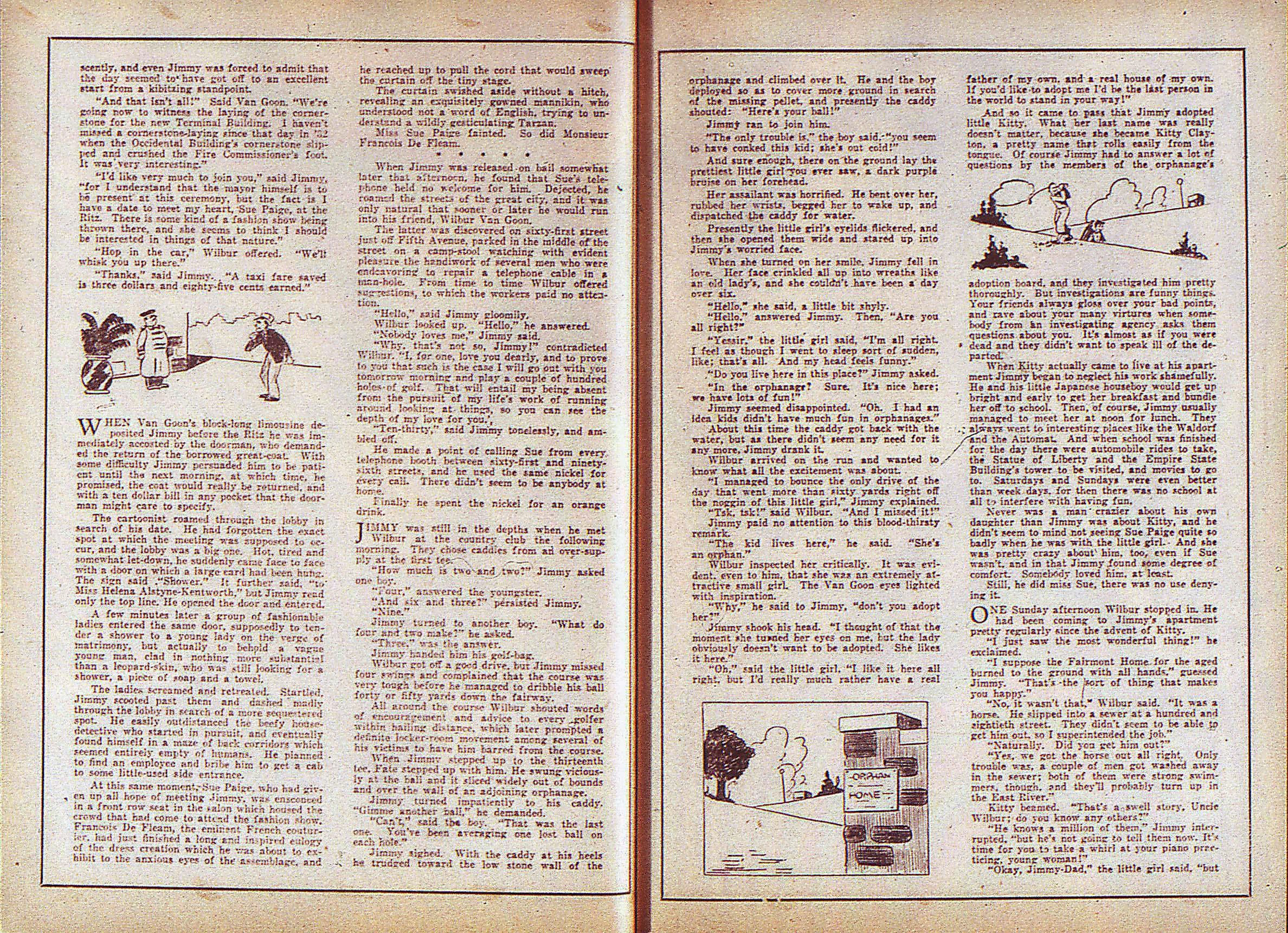 Read online Adventure Comics (1938) comic -  Issue #5 - 13