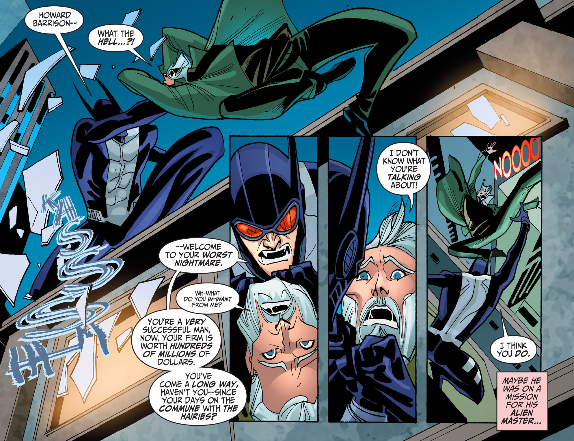 Justice League: Gods and Monsters #3 - Read Justice League