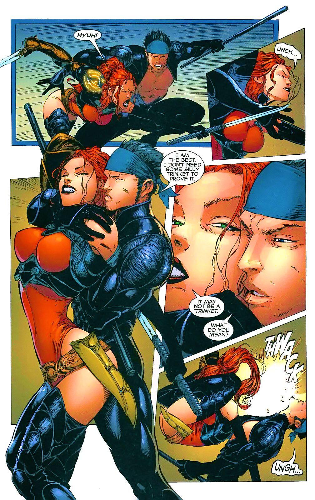 Read online Wraithborn comic -  Issue #4 - 14