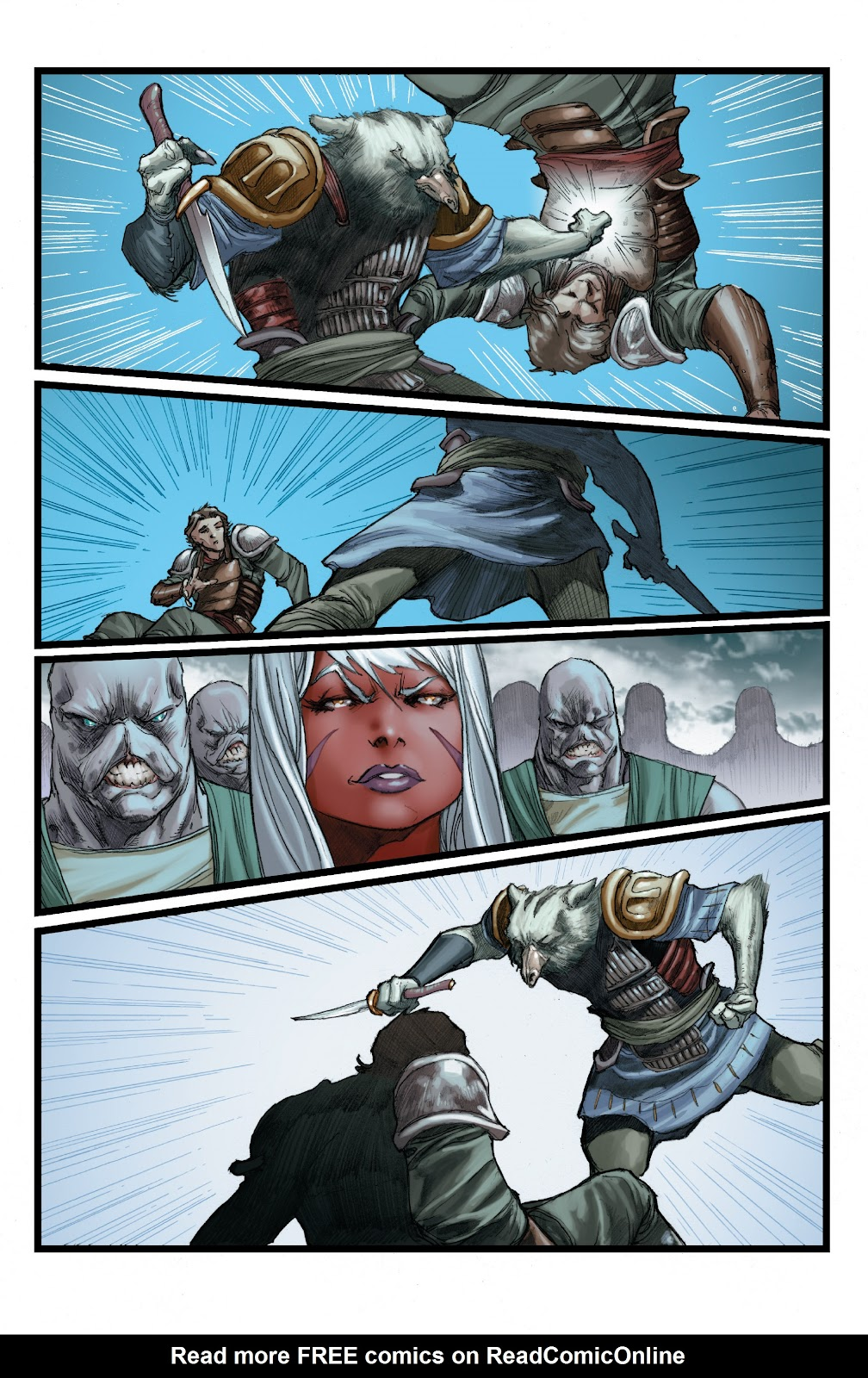 Read online Star Wars Legends: The Old Republic - Epic Collection comic -  Issue # TPB 3 (Part 3) - 4