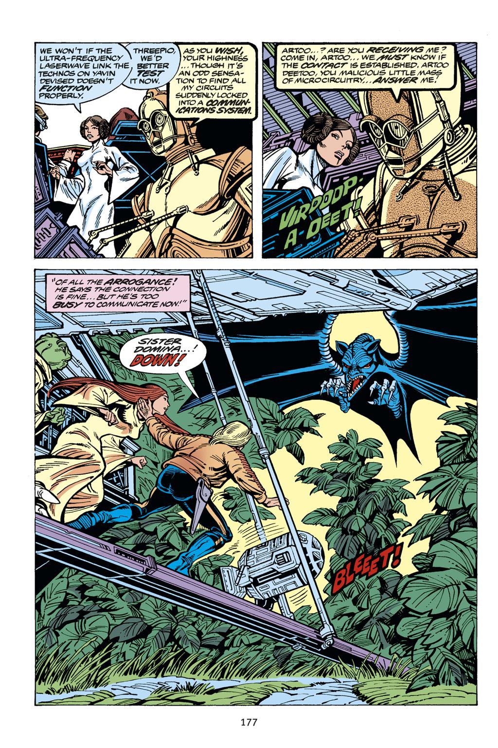 Read online Star Wars Omnibus comic -  Issue # Vol. 14 - 176