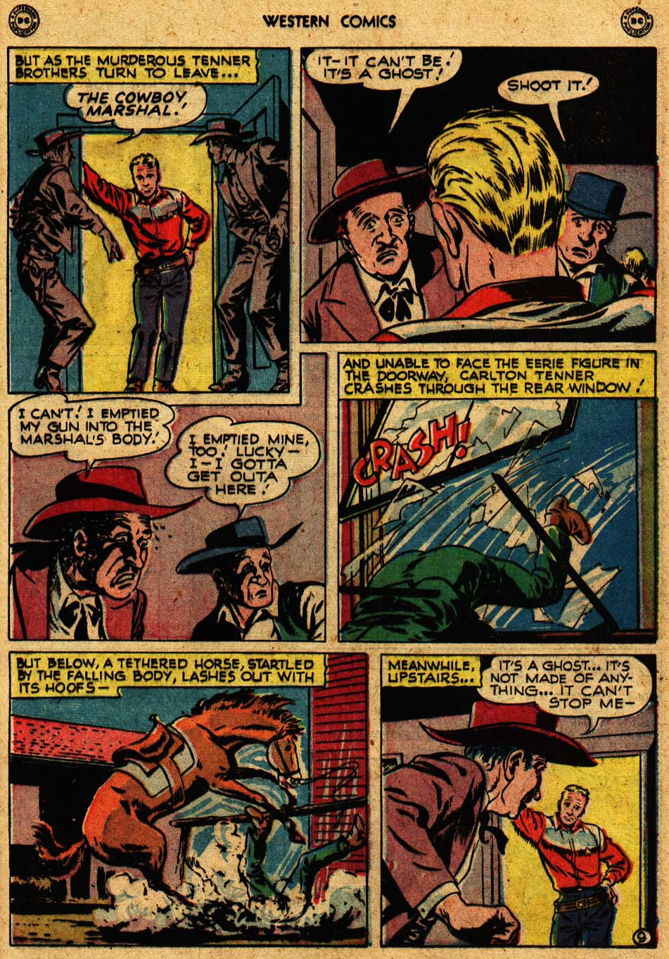 Western Comics issue 9 - Page 23
