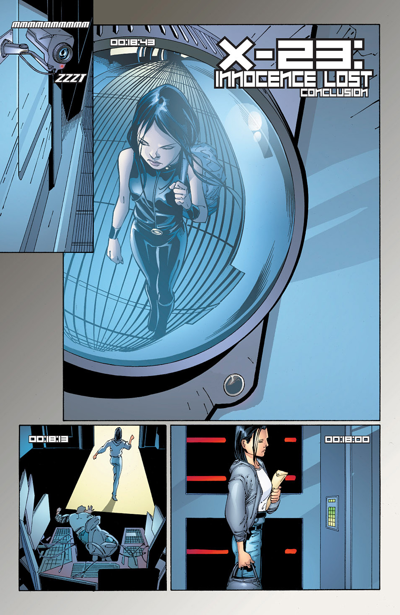 Read online X-23 (2005) comic -  Issue #6 - 4