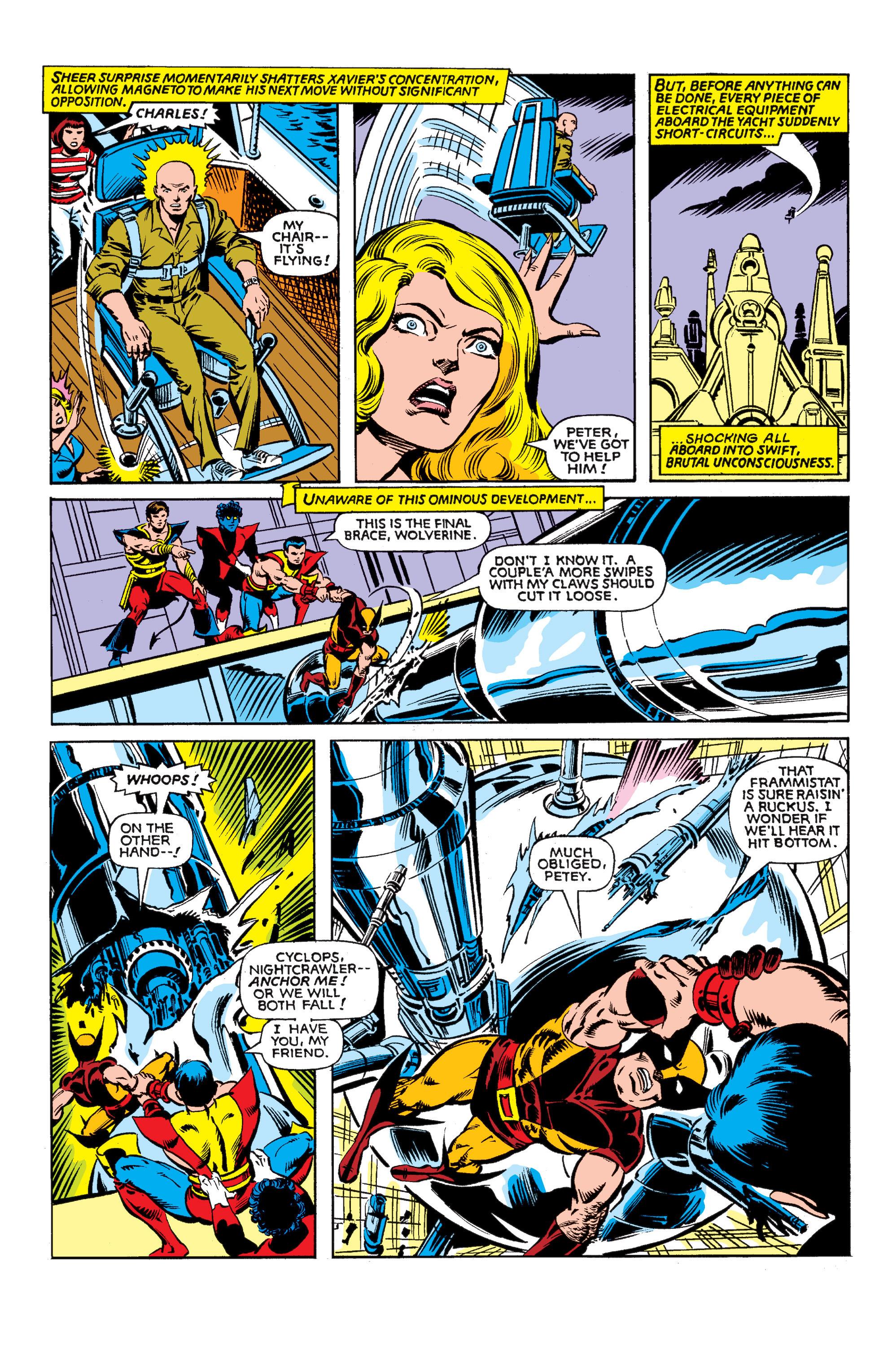 Read online Uncanny X-Men (1963) comic -  Issue #150 - 26