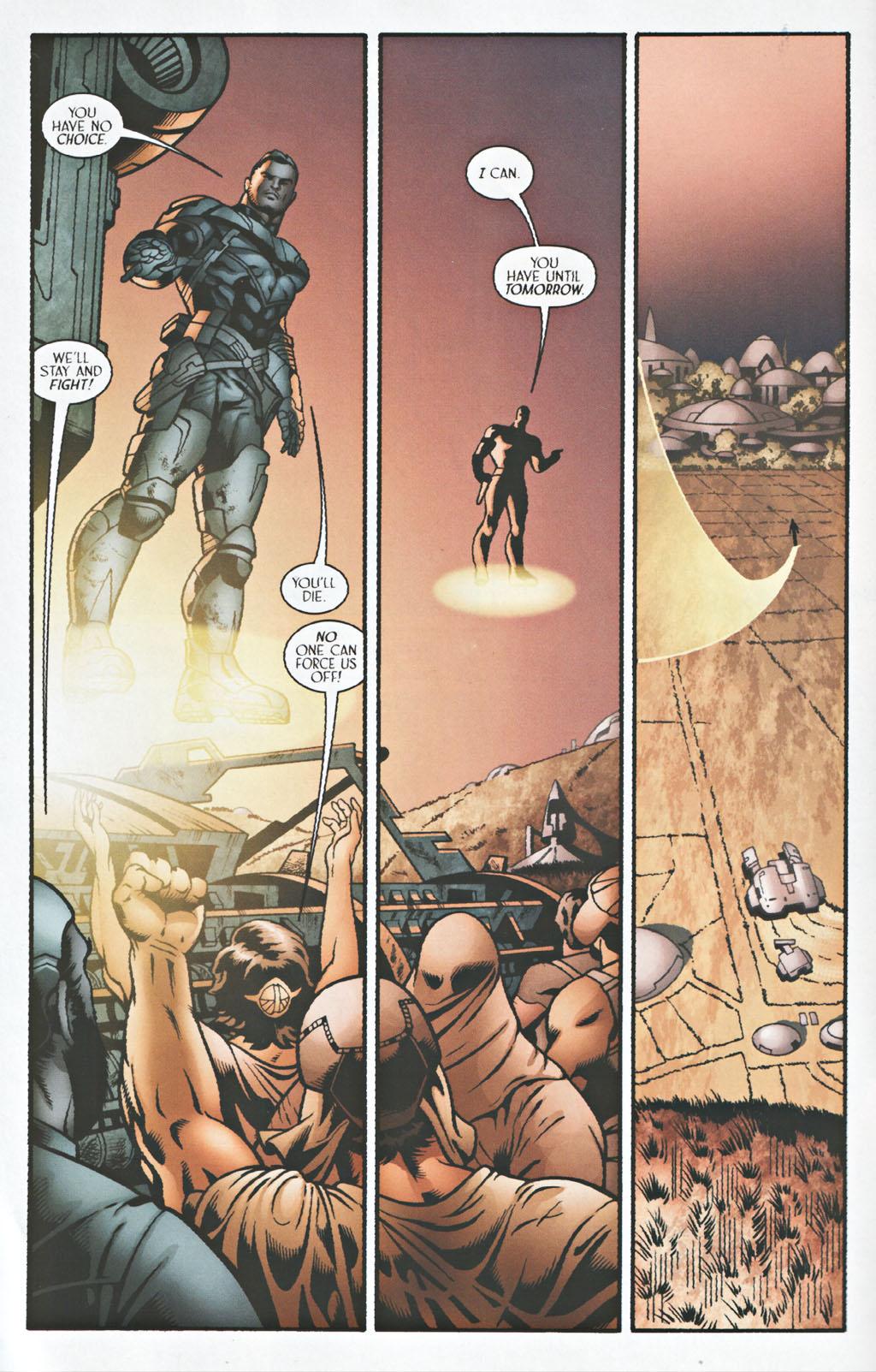Read online Sigil (2000) comic -  Issue #41 - 5