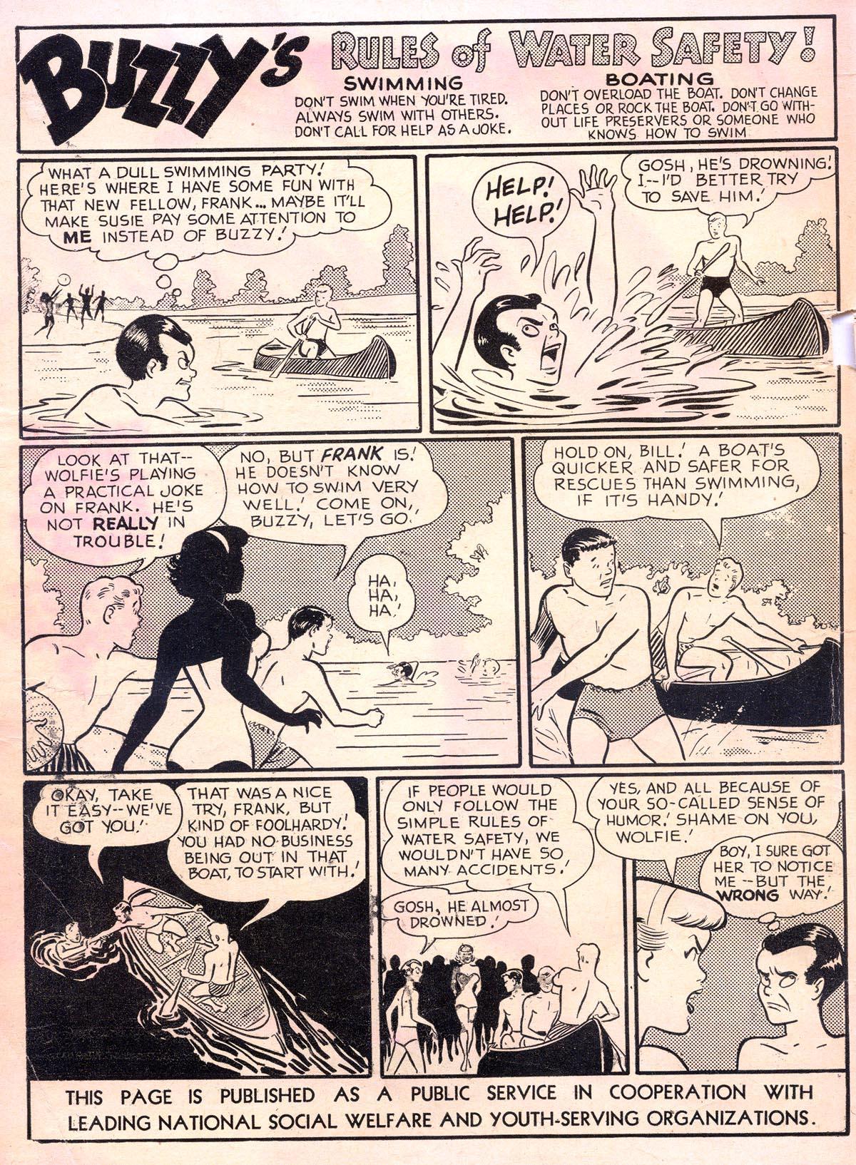 Read online Wonder Woman (1942) comic -  Issue #55 - 2