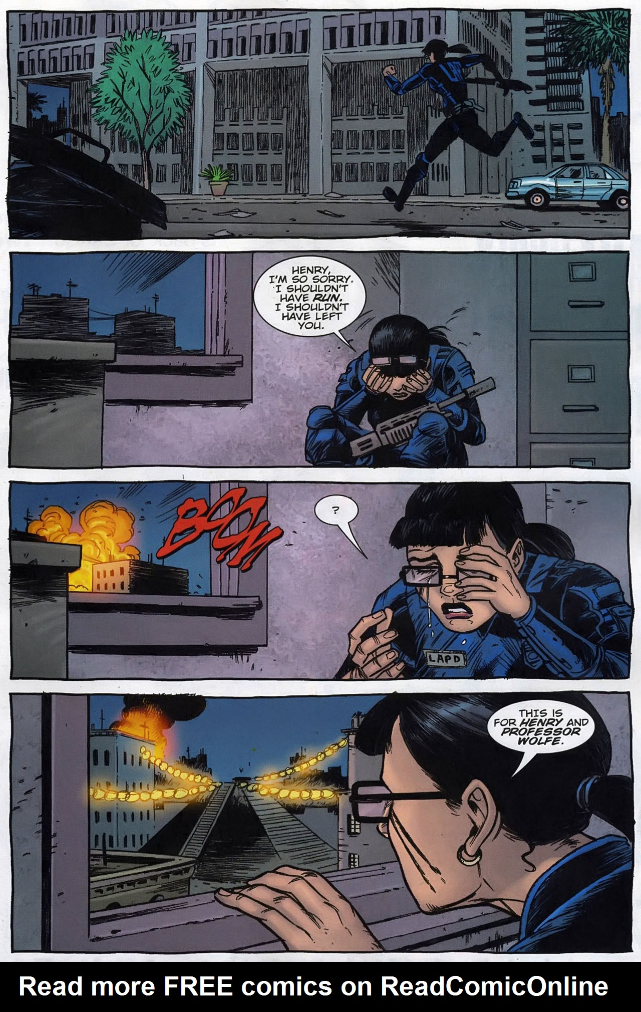 Read online The Exterminators comic -  Issue #30 - 7