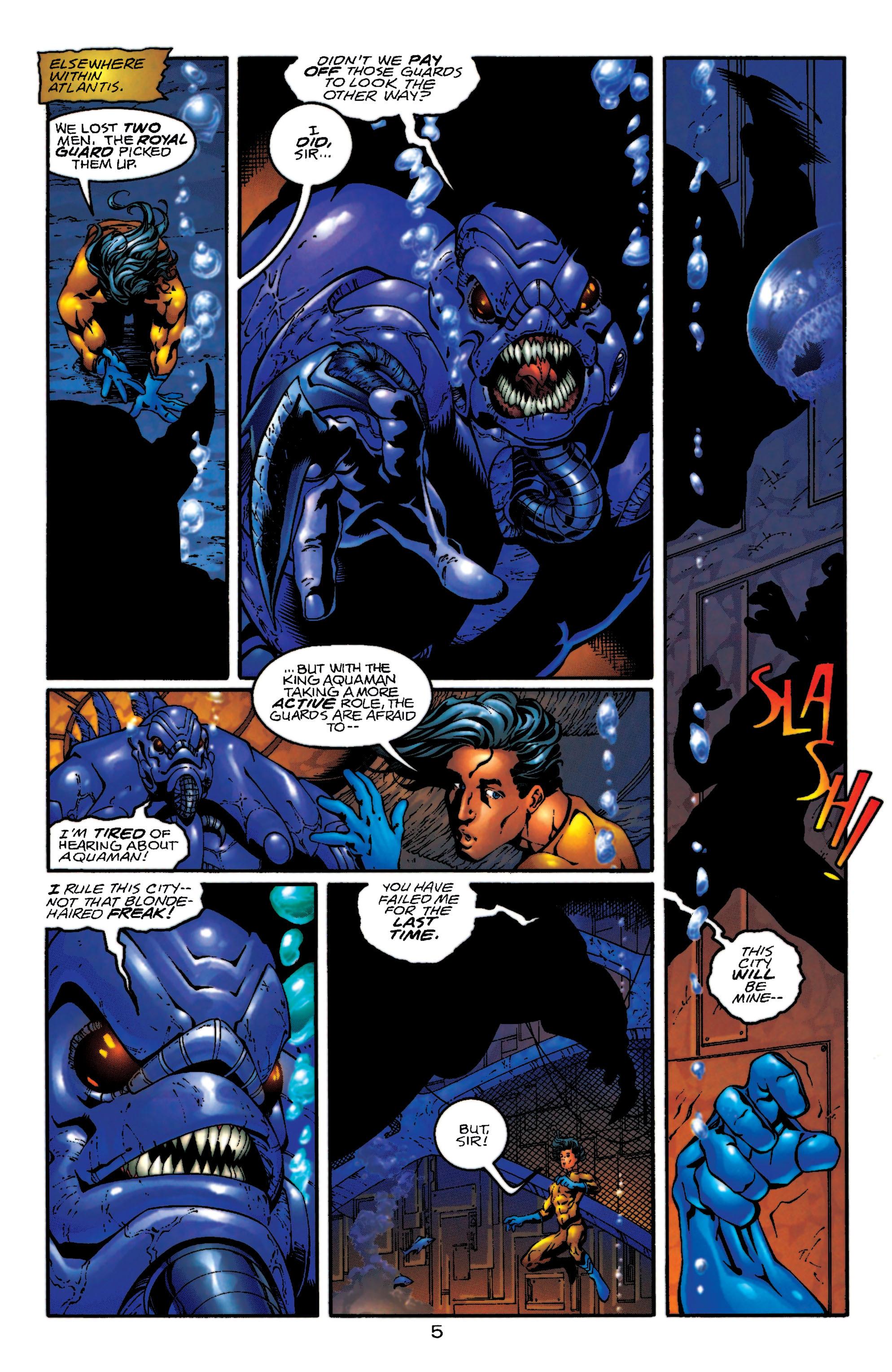 Read online Aquaman (1994) comic -  Issue #55 - 6