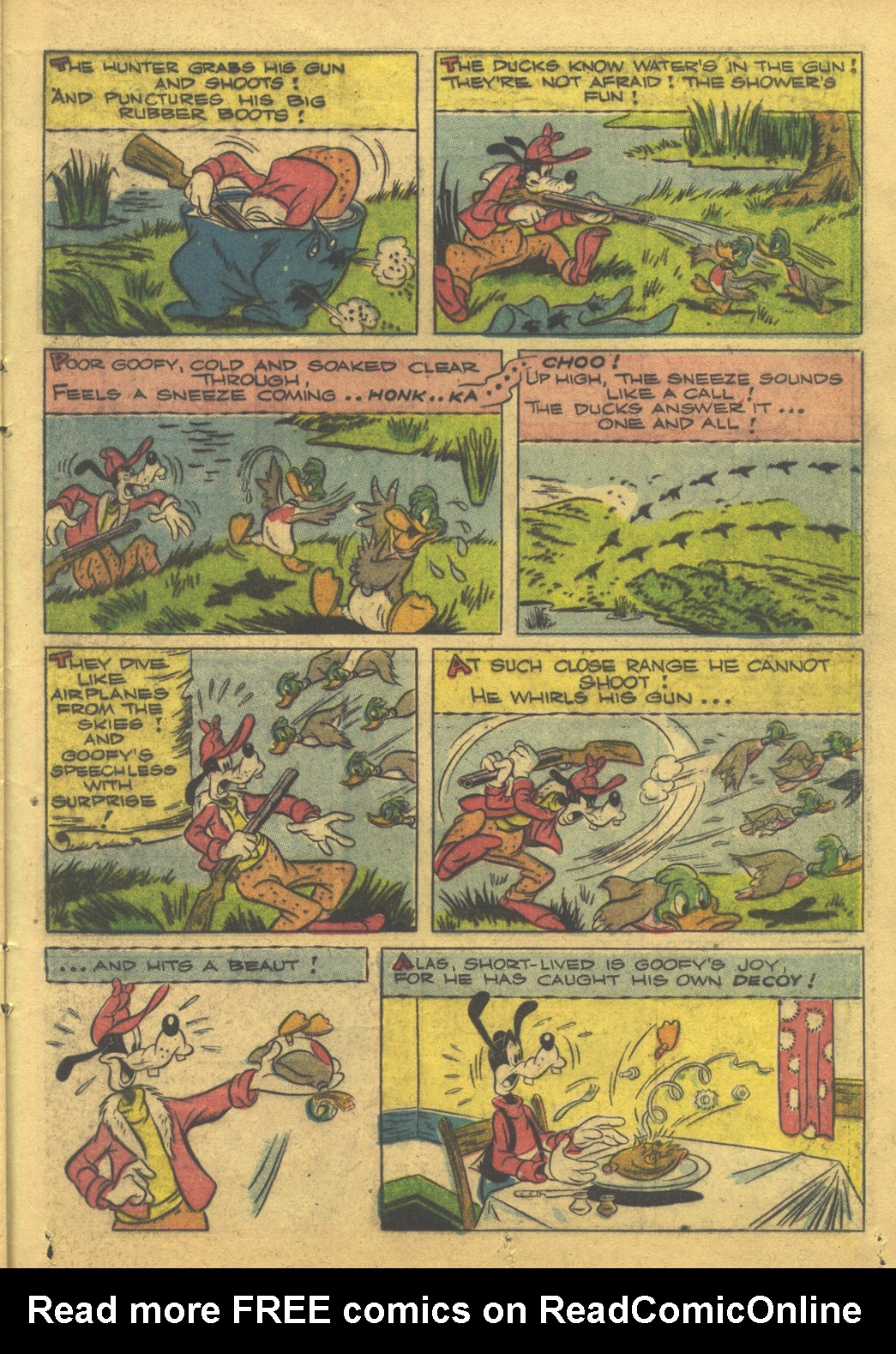 Walt Disney's Comics and Stories issue 86 - Page 37