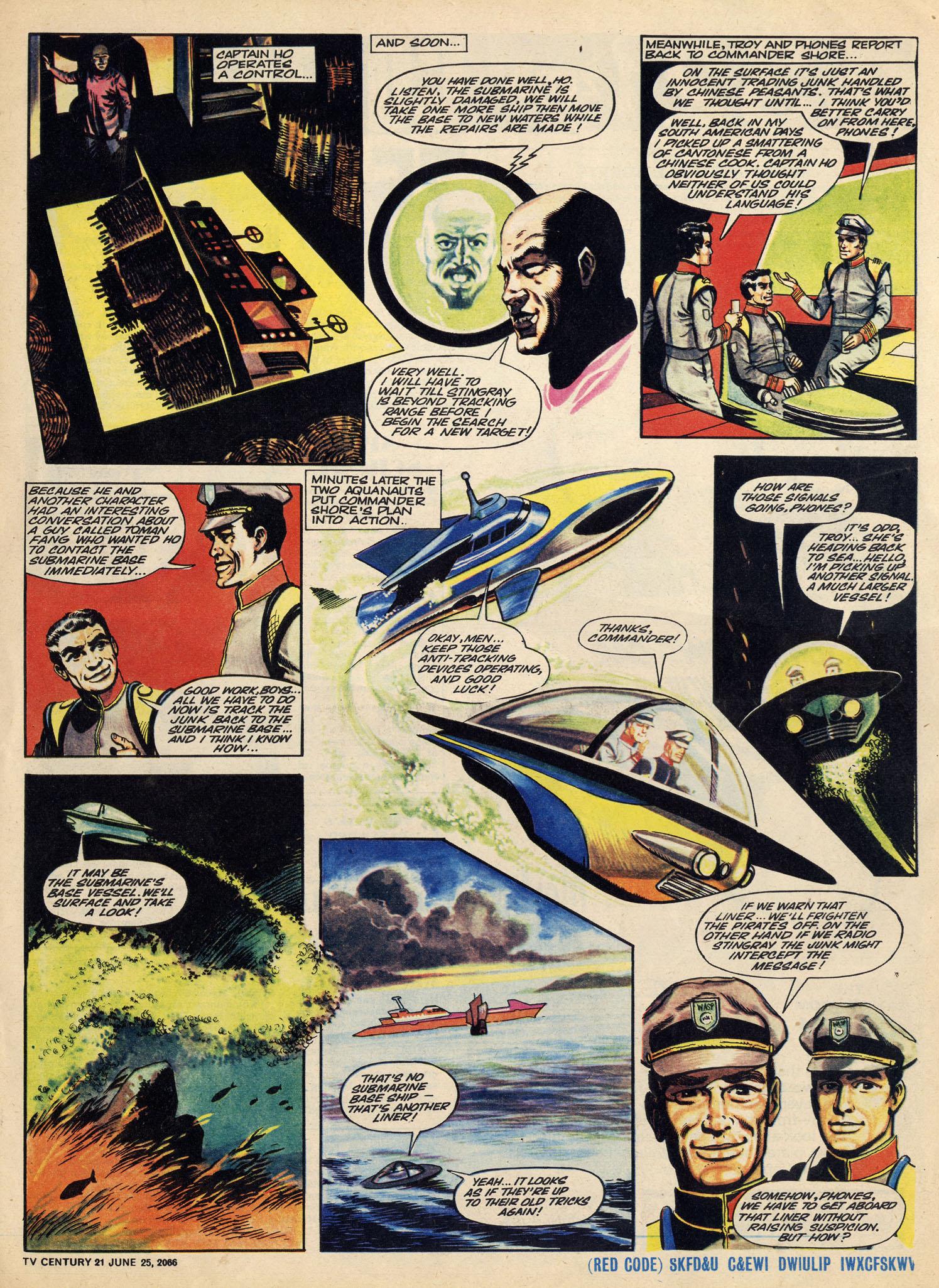Read online TV Century 21 (TV 21) comic -  Issue #75 - 5