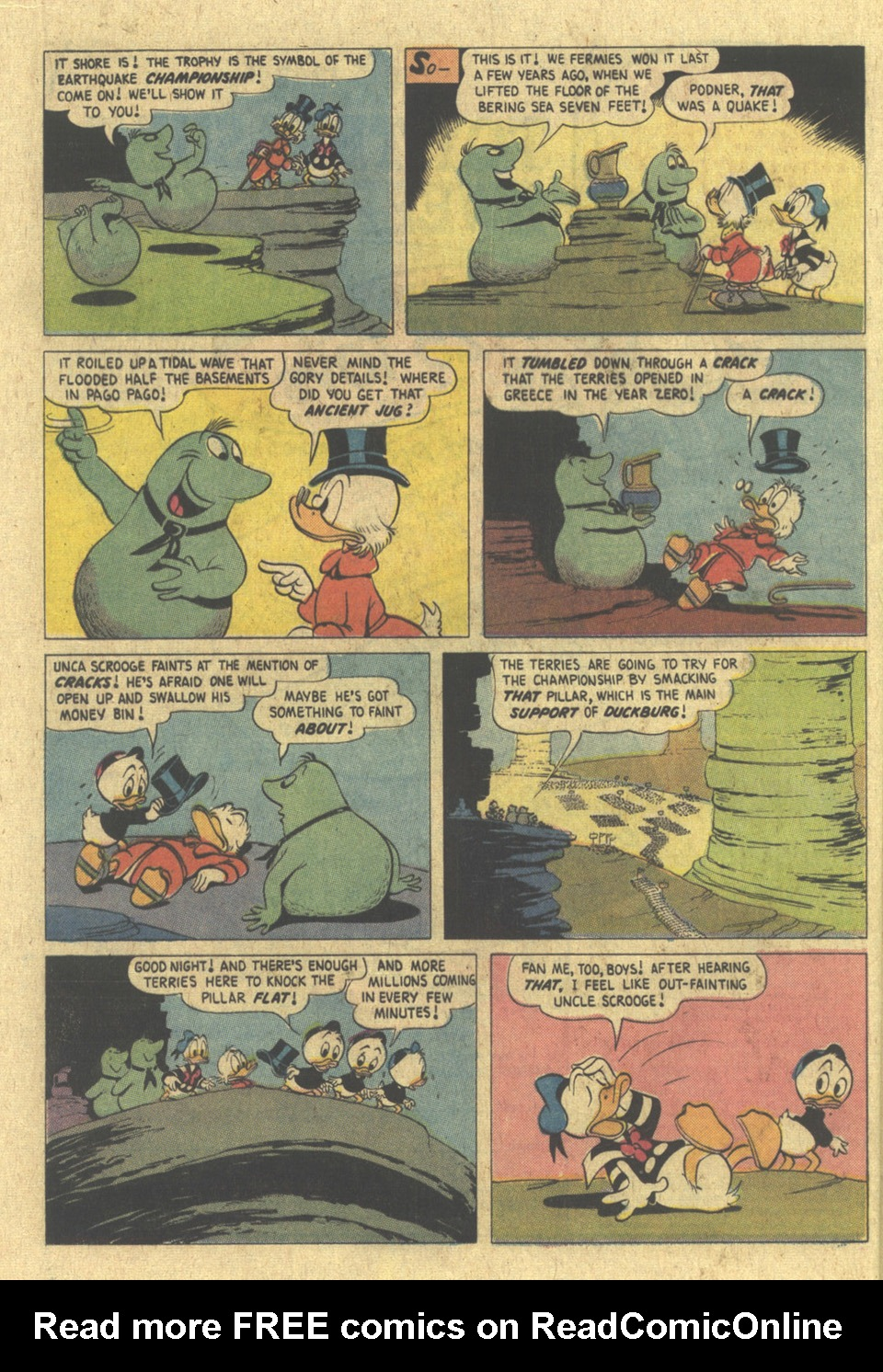 Read online Uncle Scrooge (1953) comic -  Issue #109 - 20