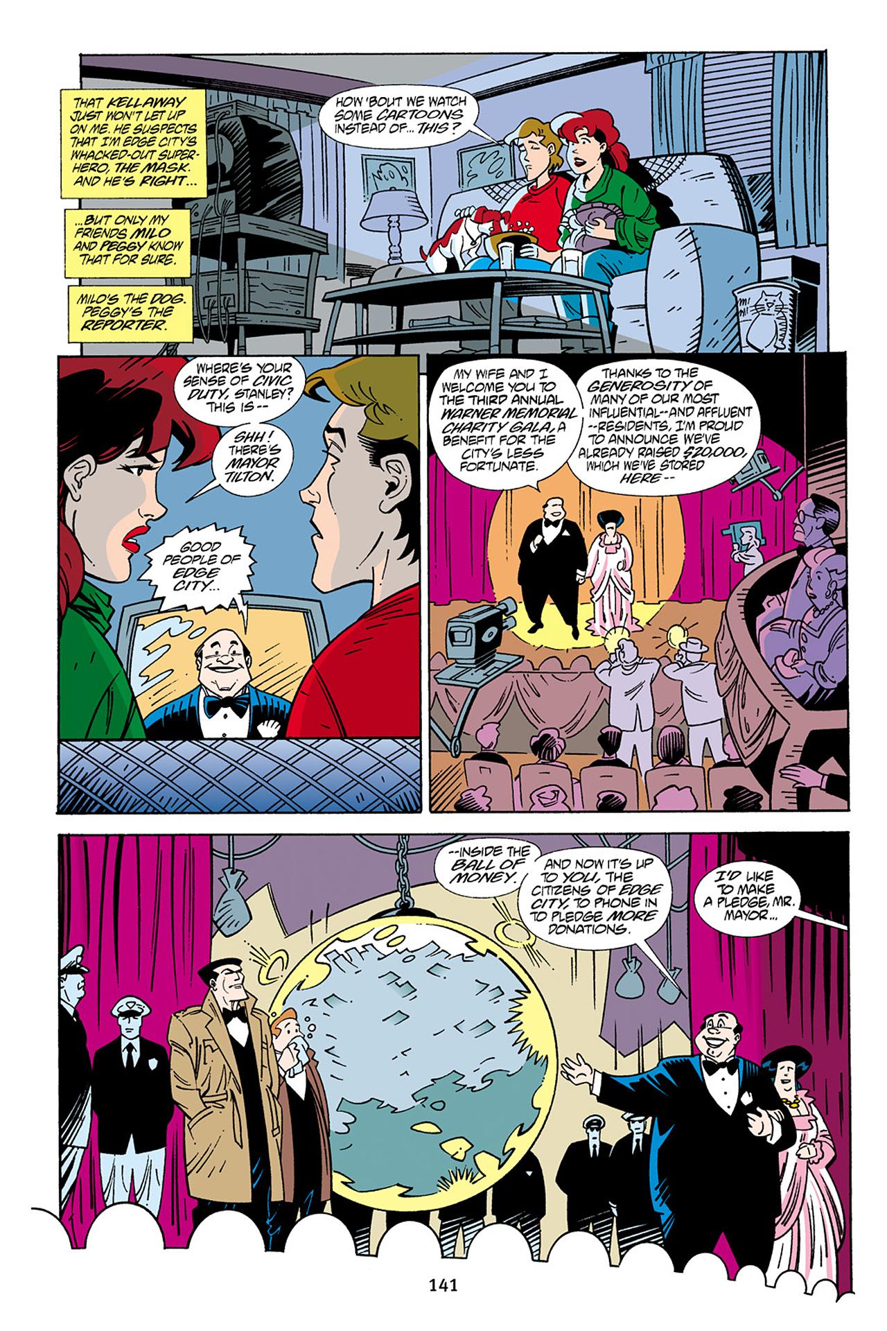 Read online Adventures Of The Mask Omnibus comic -  Issue #Adventures Of The Mask Omnibus Full - 141