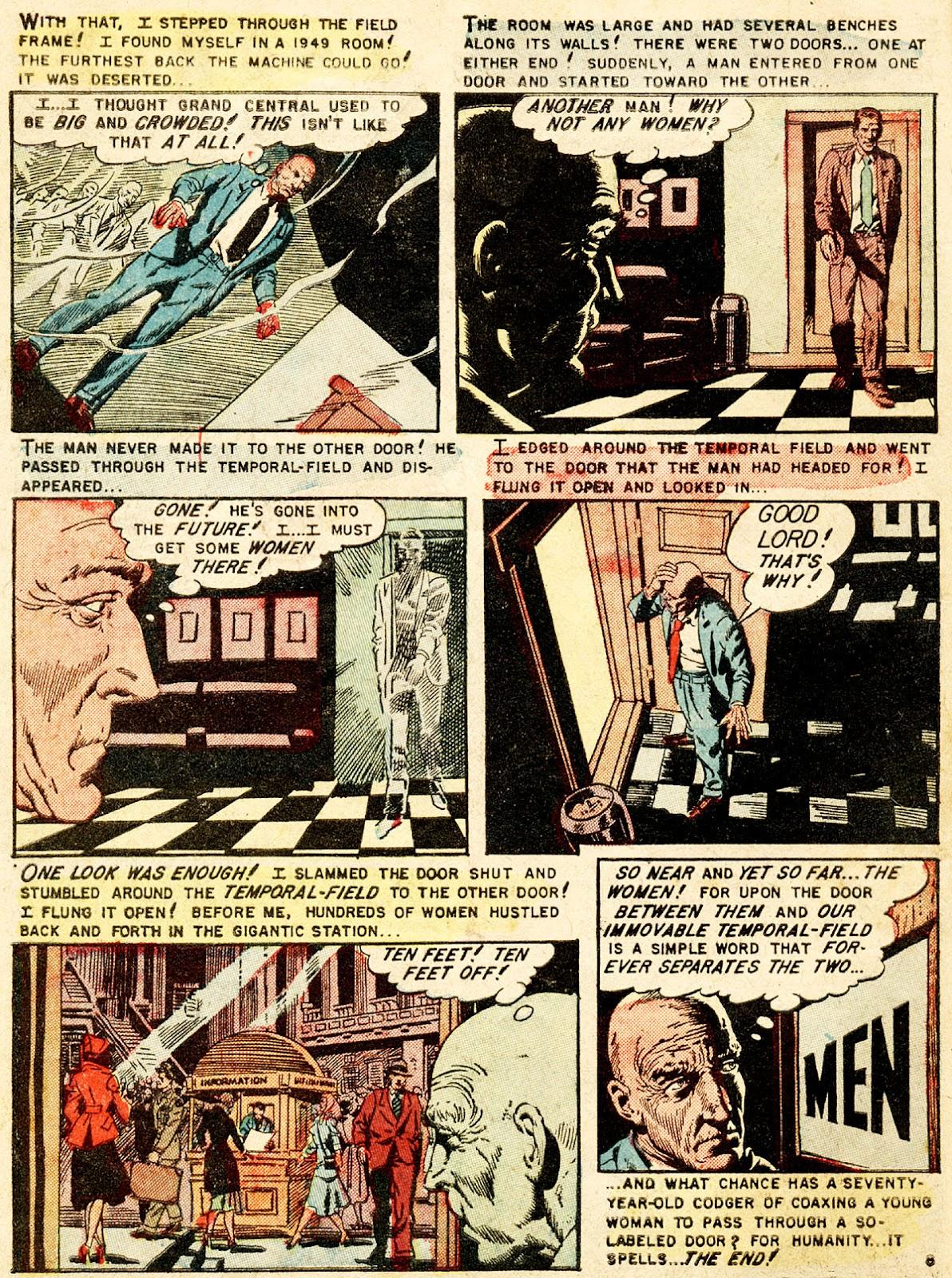 Weird Fantasy (1951) issue 13 - Page 10