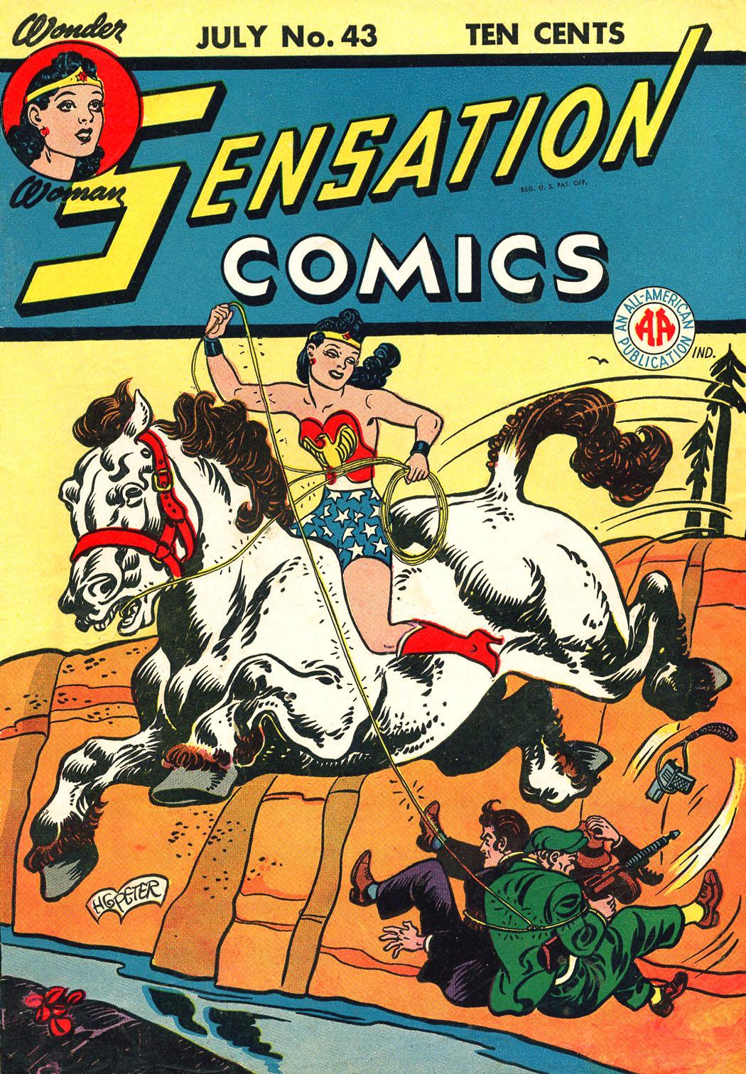 Read online Sensation (Mystery) Comics comic -  Issue #43 - 51