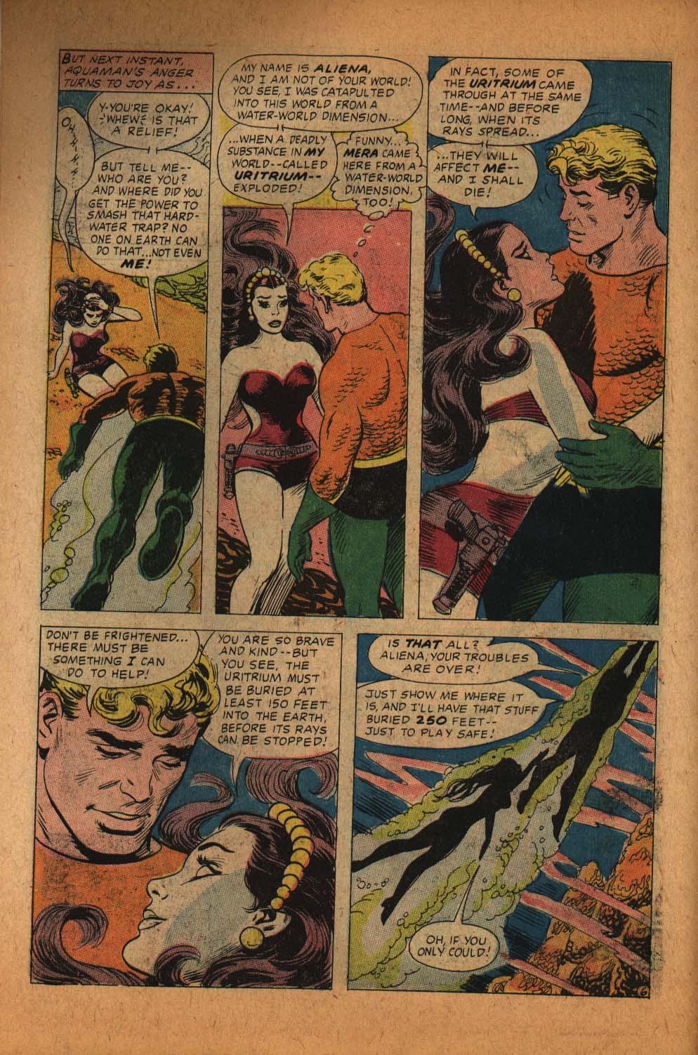 Read online Aquaman (1962) comic -  Issue #39 - 10