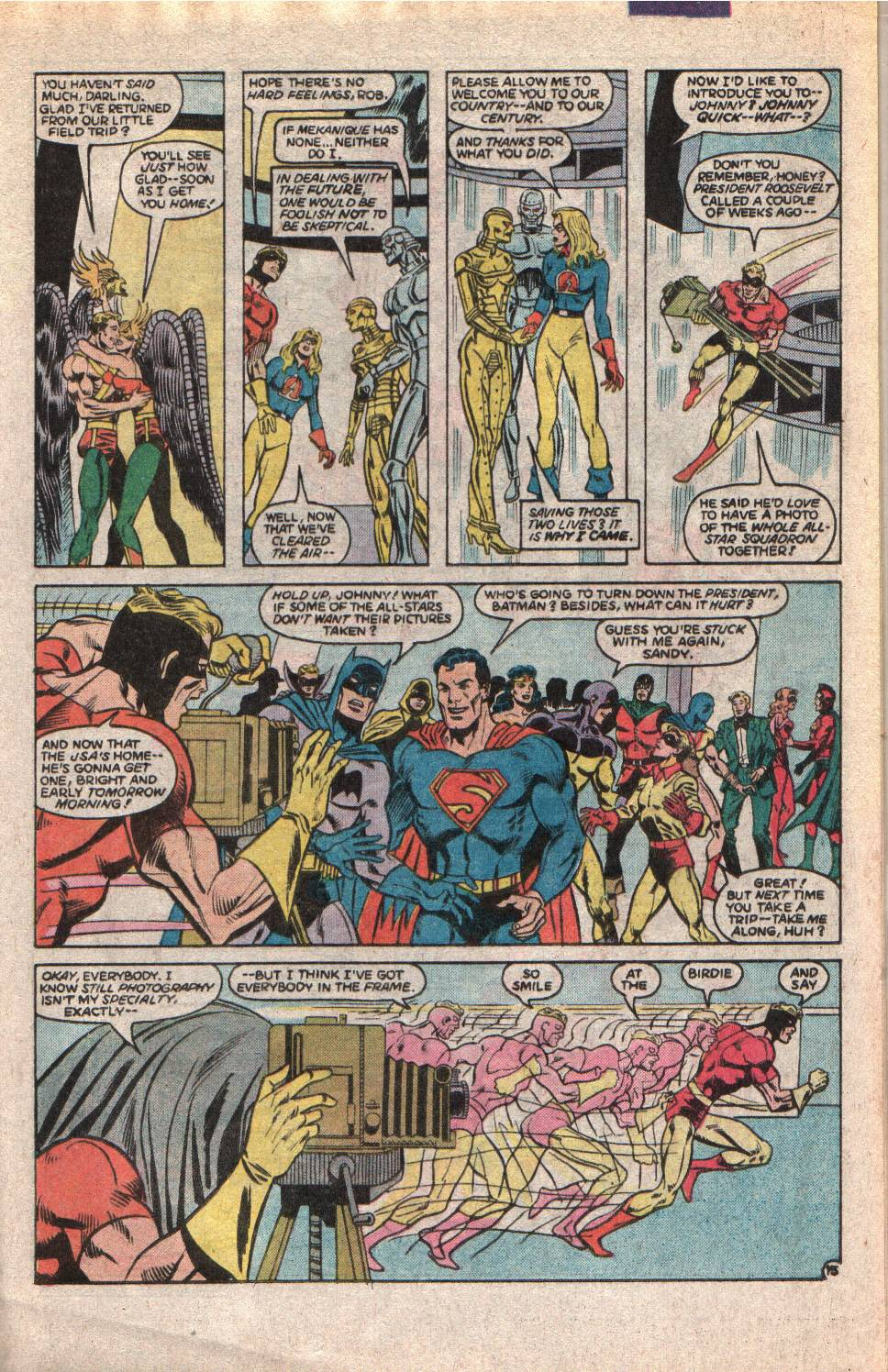 Read online All-Star Squadron comic -  Issue #60 - 21