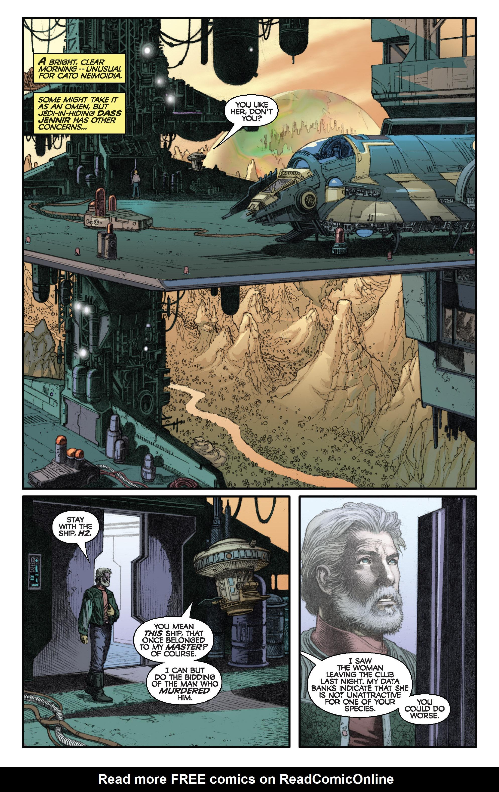 Read online Star Wars Omnibus comic -  Issue # Vol. 31 - 337