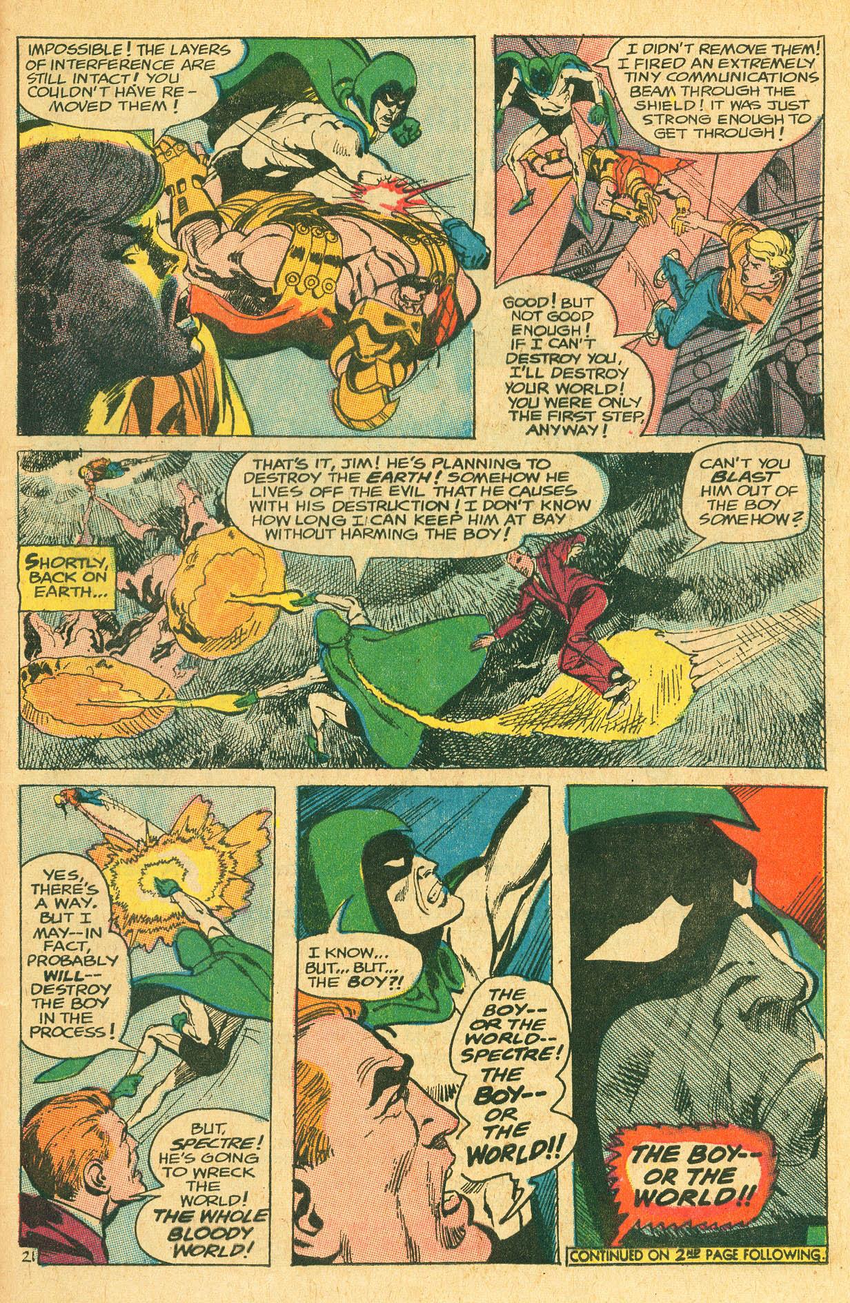 Read online Adventure Comics (1938) comic -  Issue #497 - 95