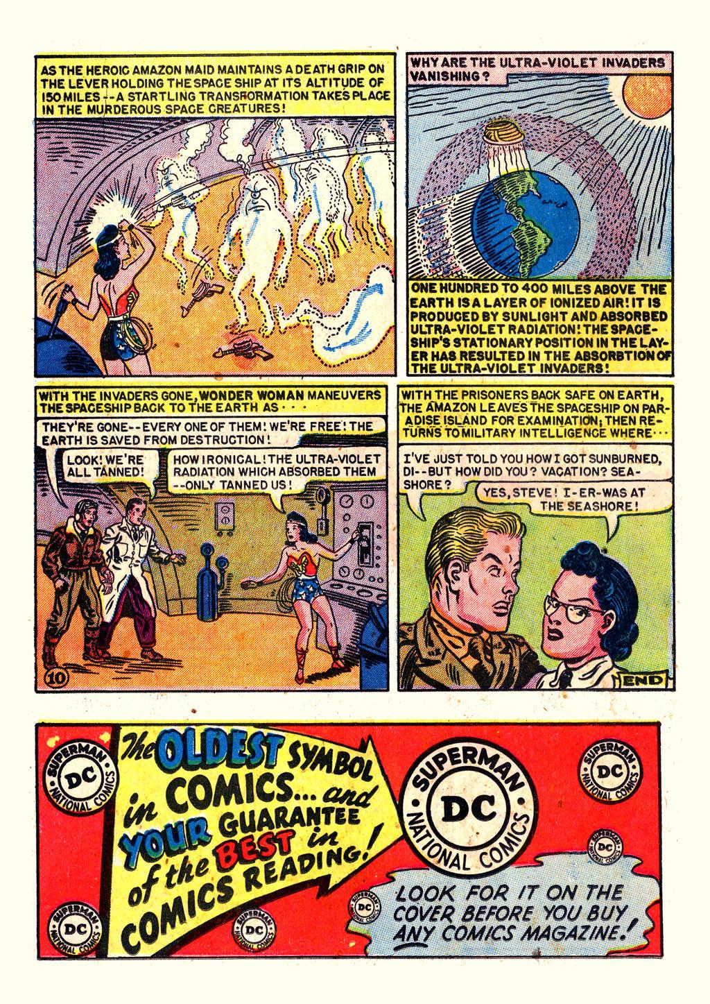Read online Wonder Woman (1942) comic -  Issue #54 - 24