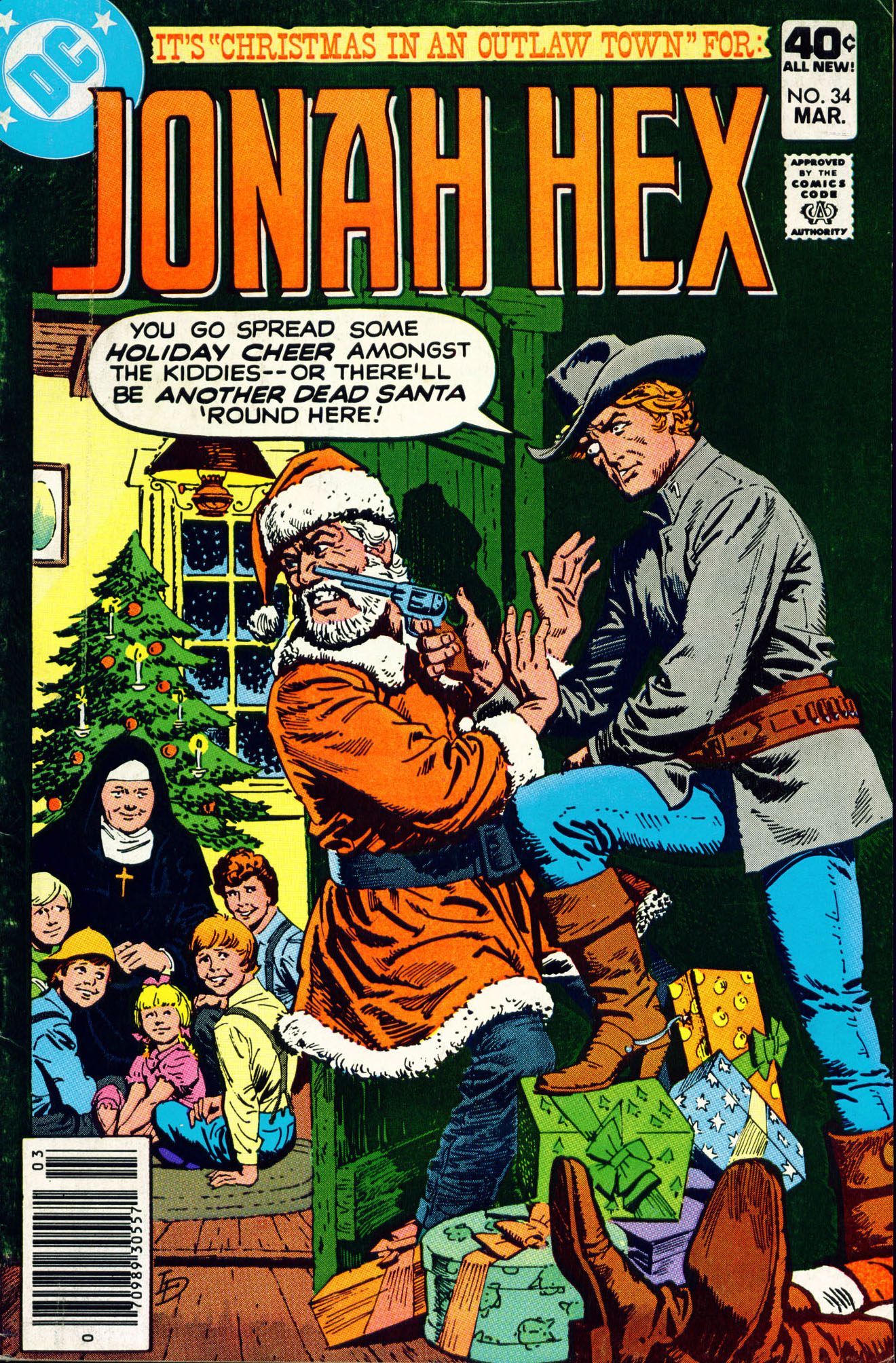 Jonah Hex (1977) 34 Page 1