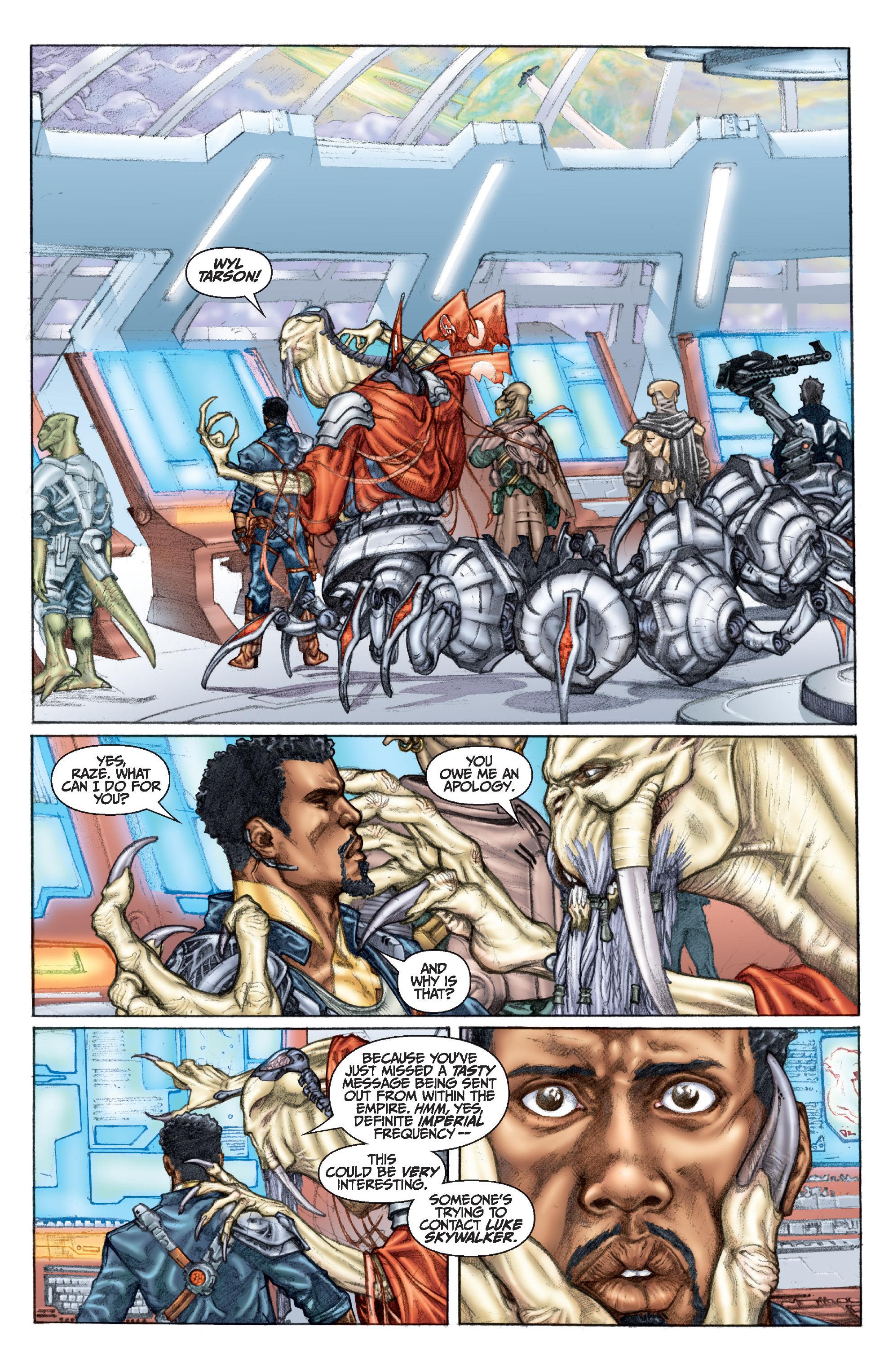 Read online Star Wars Omnibus comic -  Issue # Vol. 22 - 358