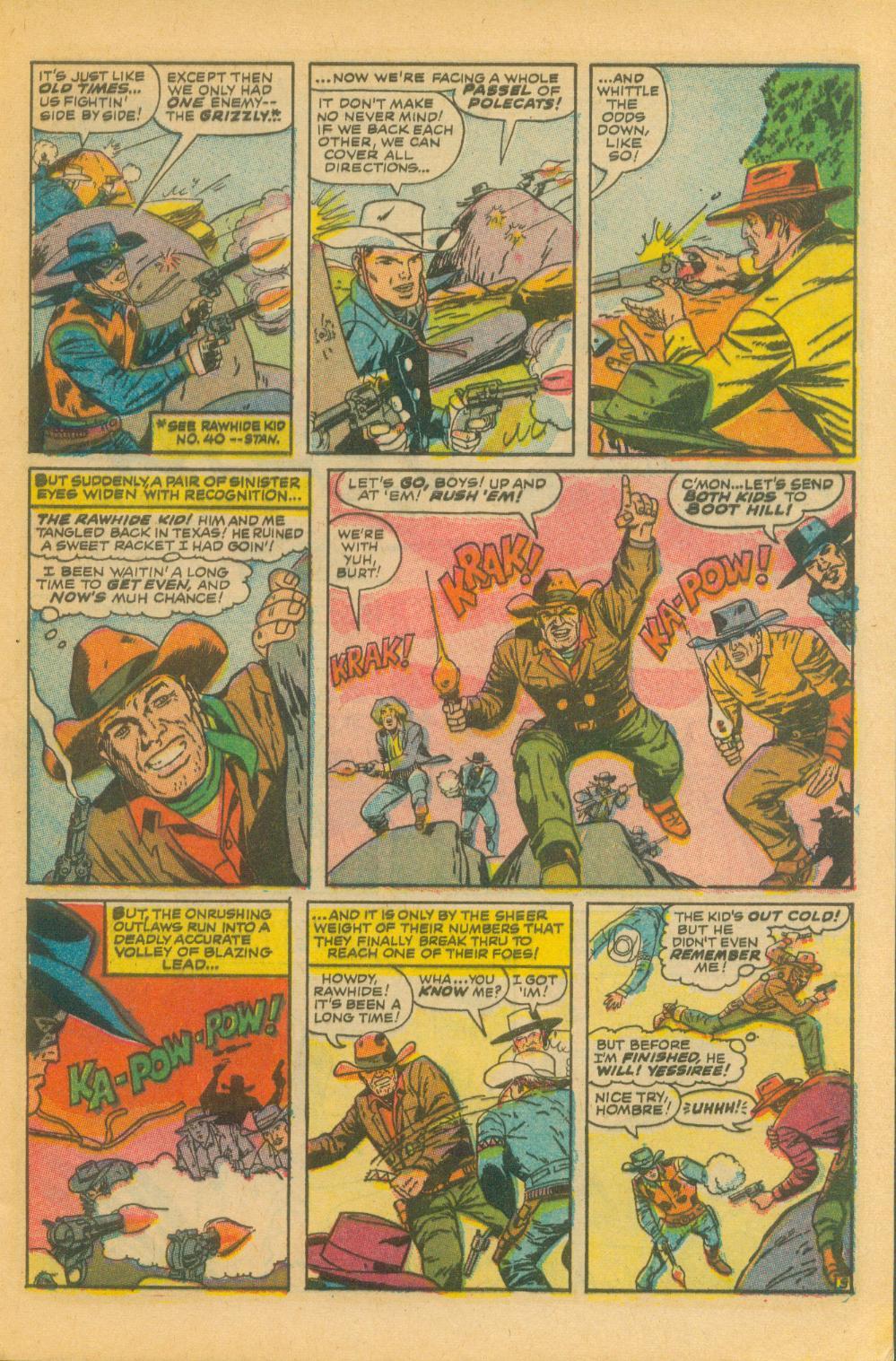 Read online Two-Gun Kid comic -  Issue #85 - 6