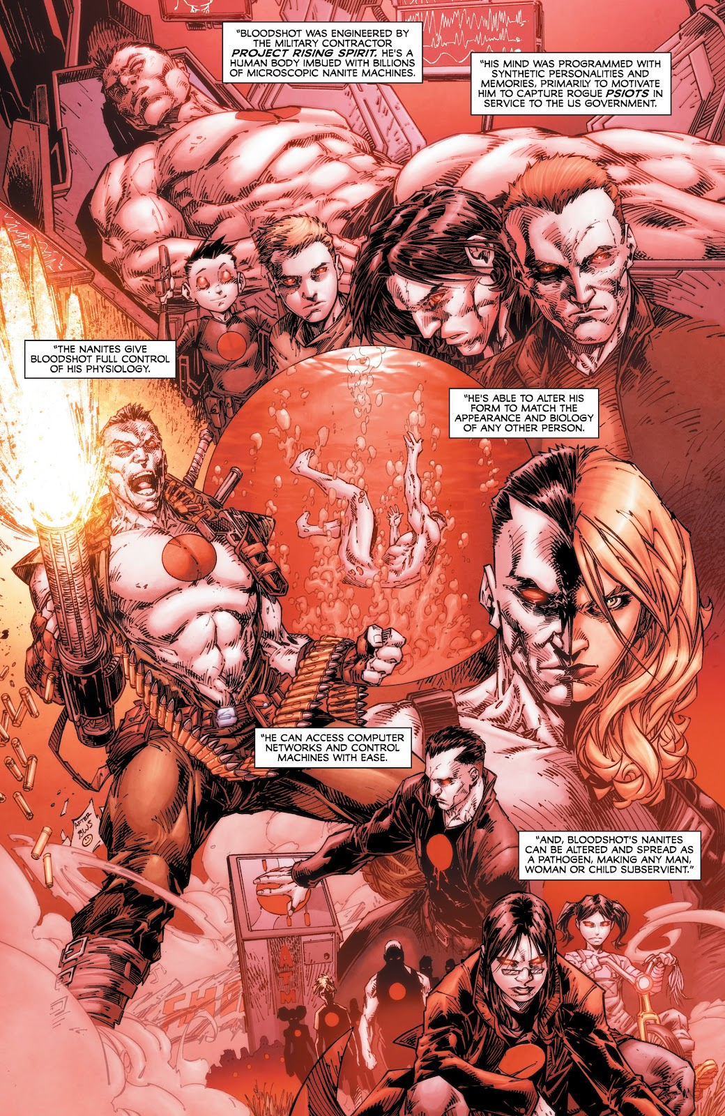 Read online Bloodshot (2019) comic -  Issue #1 - 20