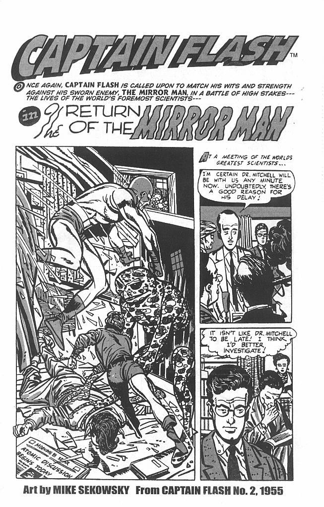 Read online Golden-Age Men of Mystery comic -  Issue #8 - 3