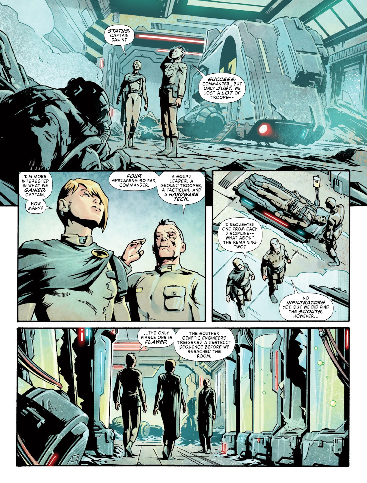 2000 AD issue 2220 - Page 42