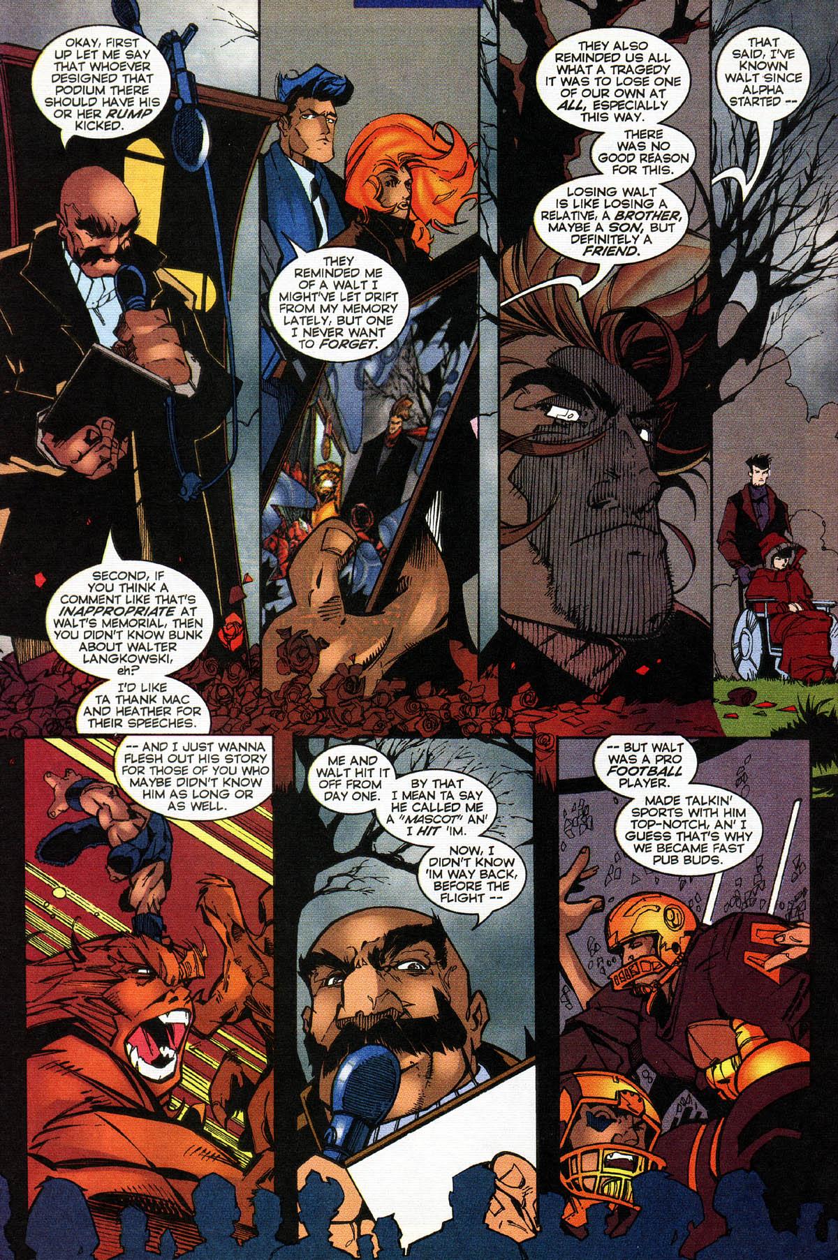 Read online Alpha Flight (1997) comic -  Issue #14 - 22