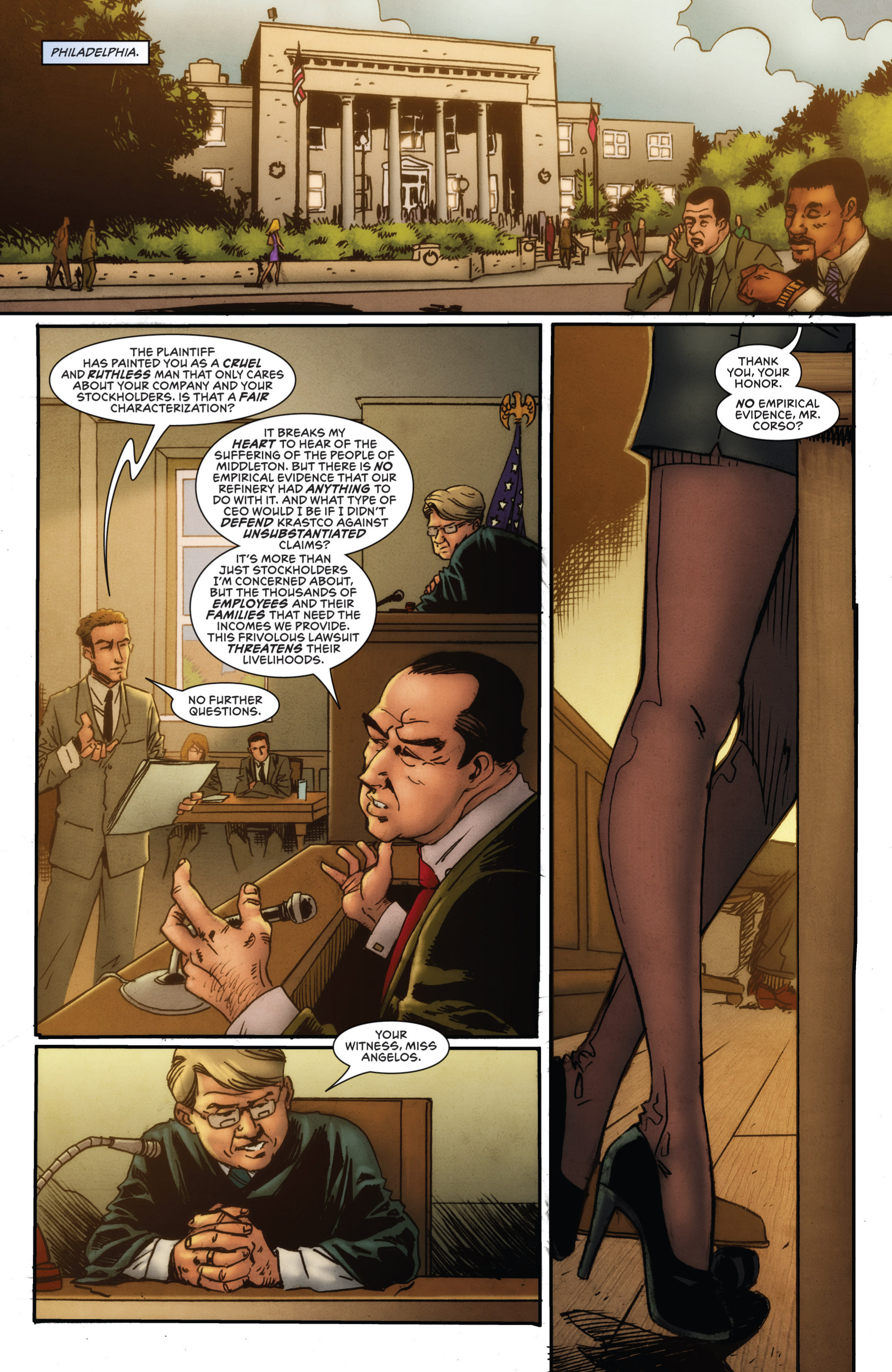 Read online Grimm Fairy Tales presents Grimm Universe comic -  Issue # TPB - 6