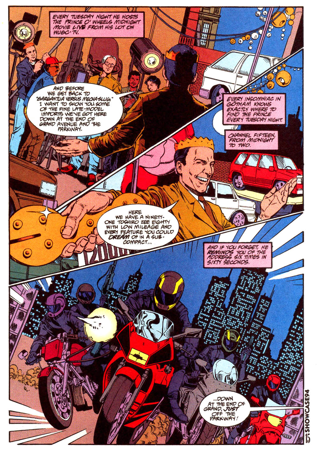 Read online Showcase '94 comic -  Issue #5 - 13