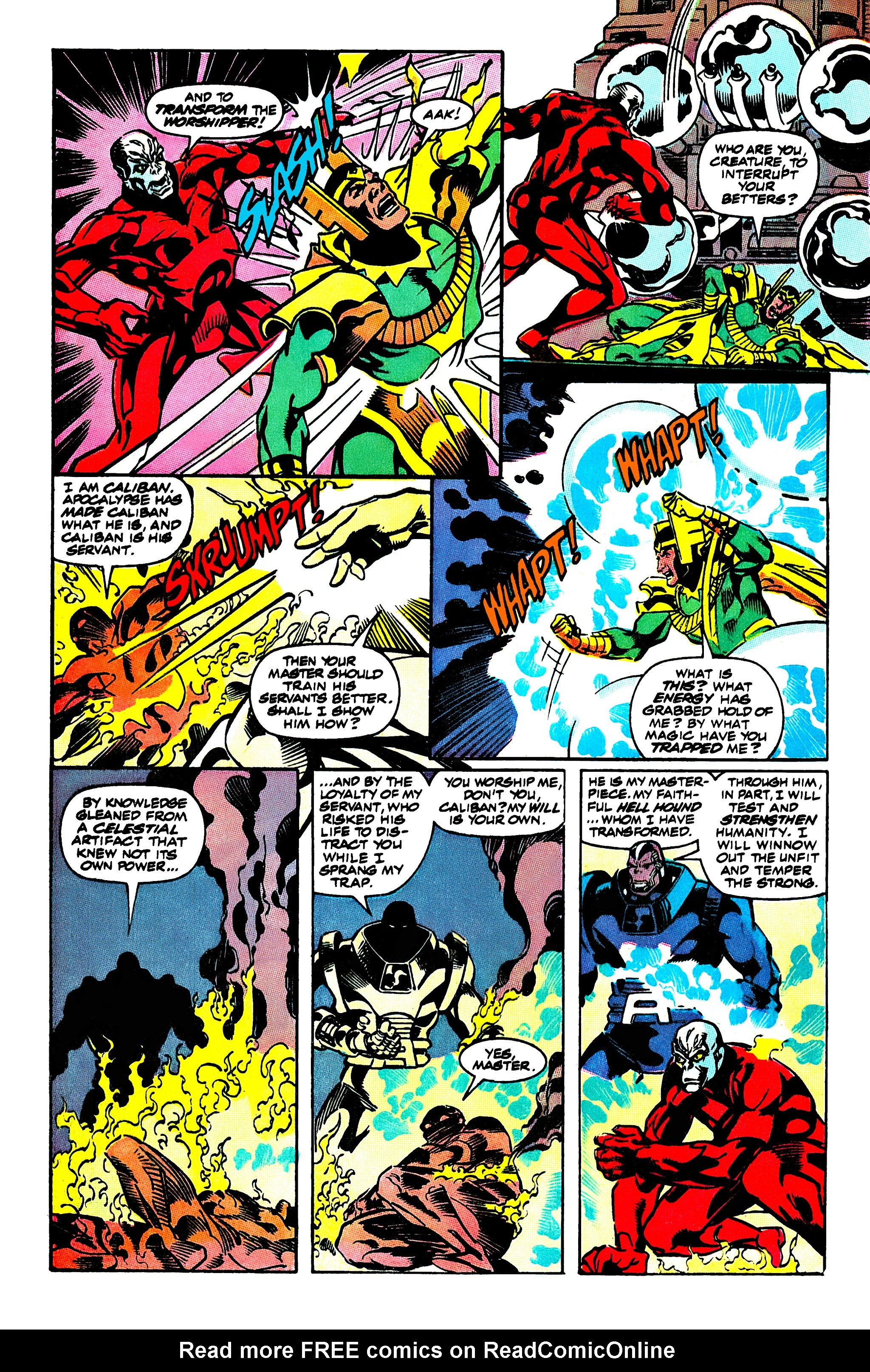 Read online X-Factor (1986) comic -  Issue #50 - 40