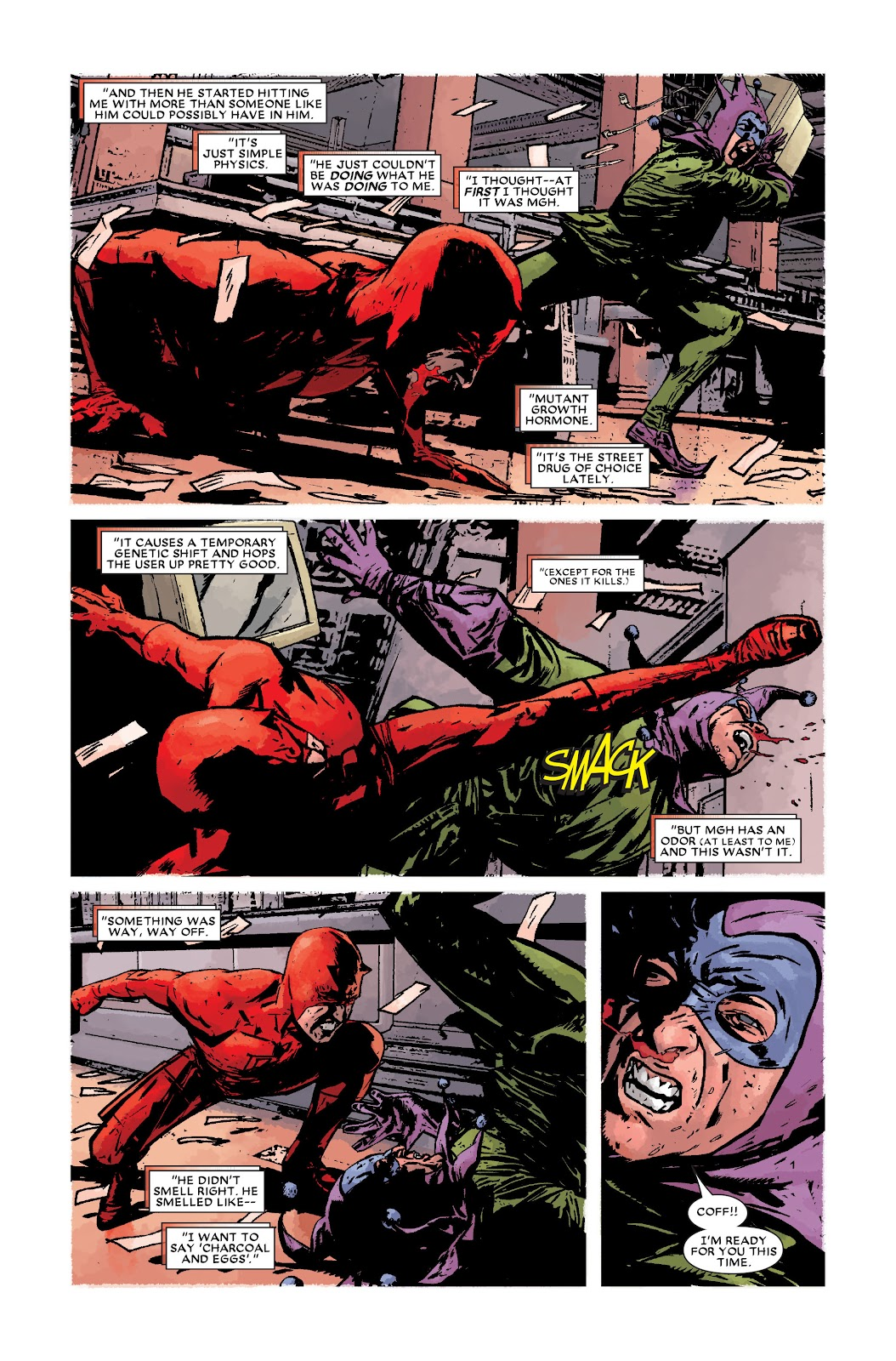 Read online Daredevil (1998) comic -  Issue # _Ultimate_Collection TPB 3 (Part 3) - 2