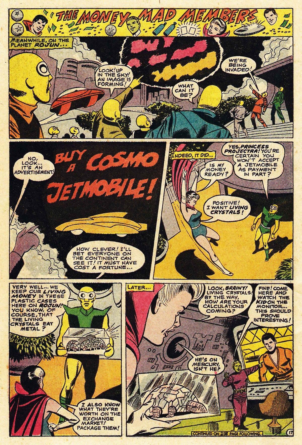 Read online Adventure Comics (1938) comic -  Issue #377 - 24