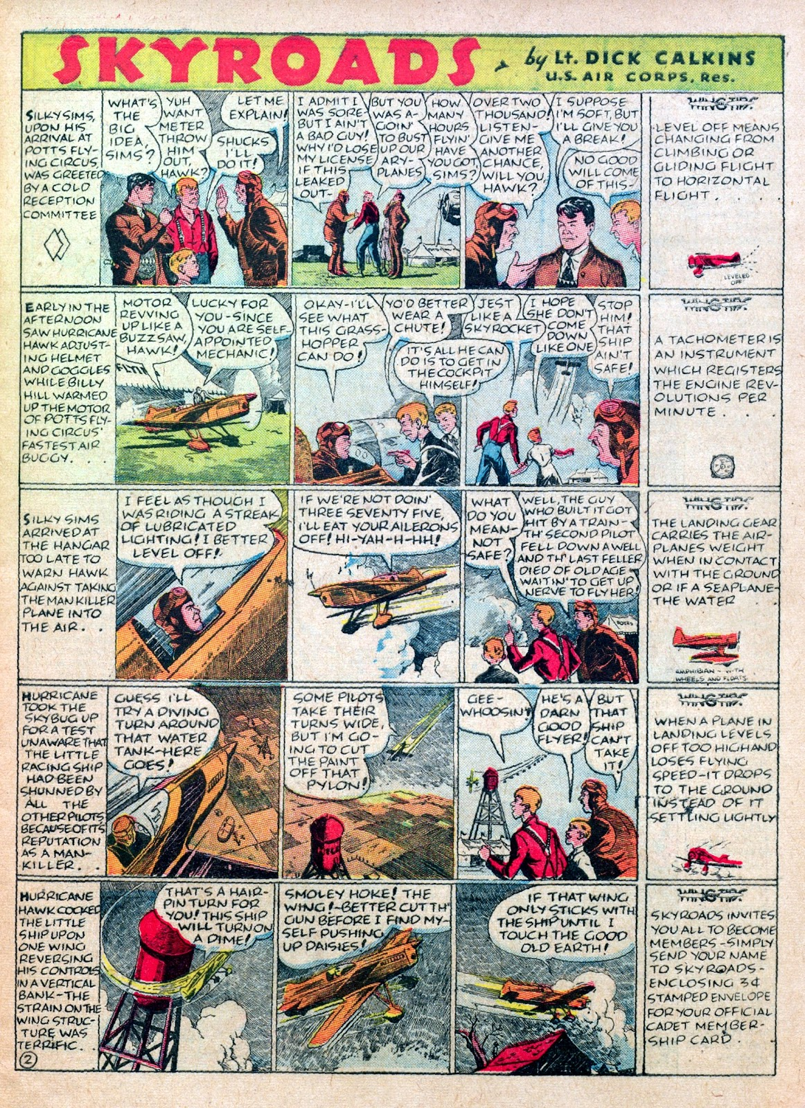 Read online Famous Funnies comic -  Issue #45 - 13