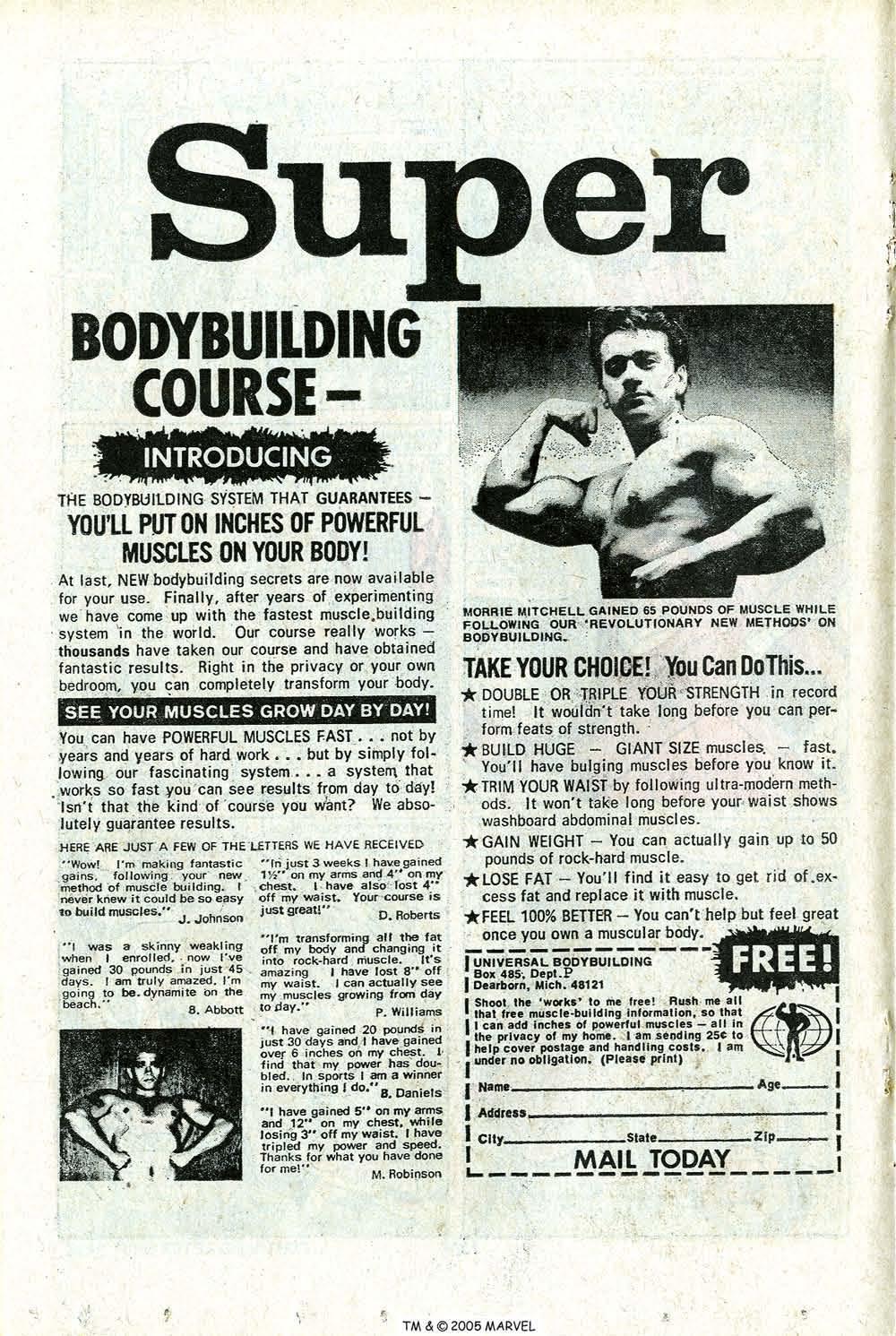Read online Uncanny X-Men (1963) comic -  Issue #81 - 18