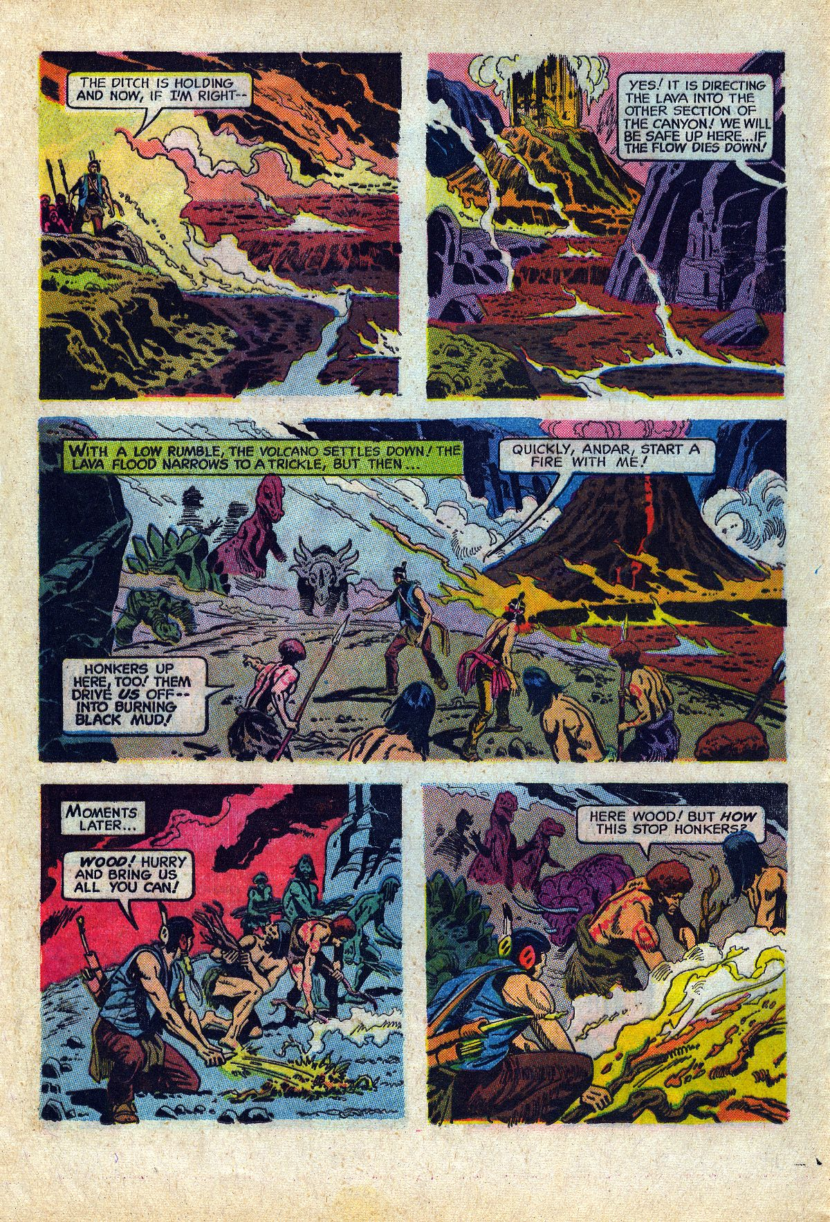 Read online Turok, Son of Stone comic -  Issue #66 - 24