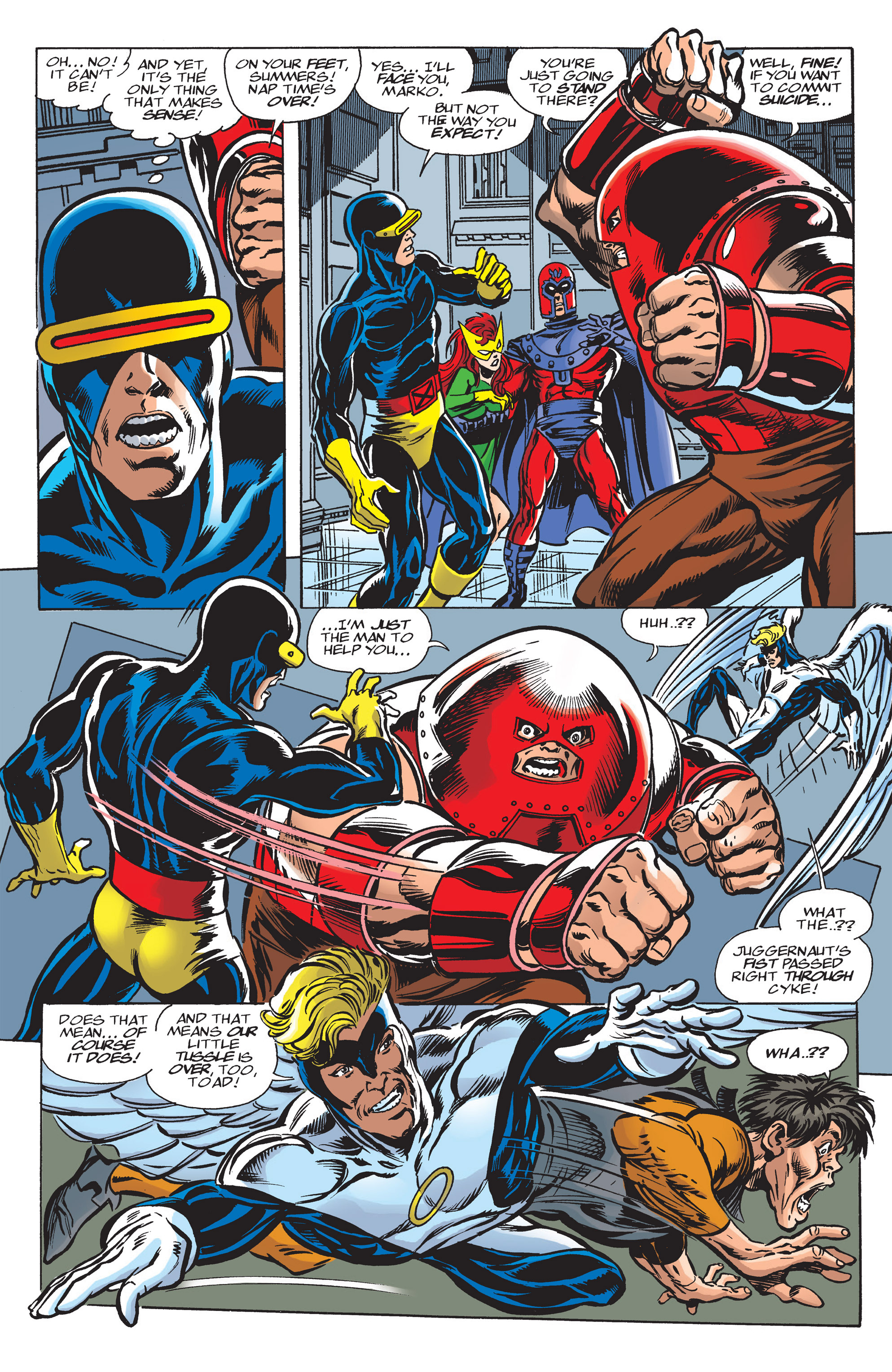 X-Men (1991) 94 Page 30