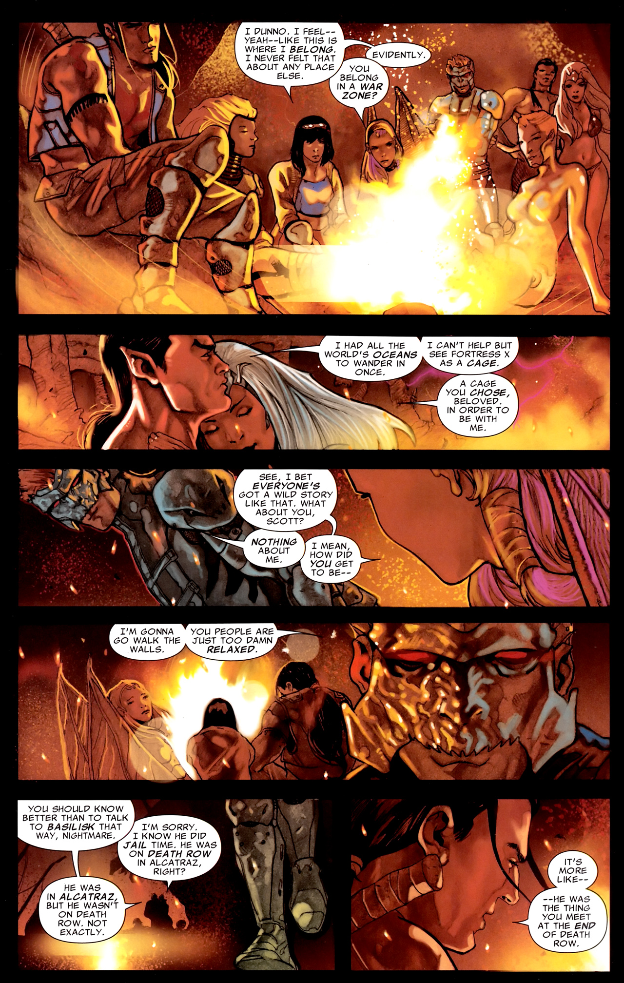 Read online Age of X: Alpha comic -  Issue #Age of X: Alpha Full - 8