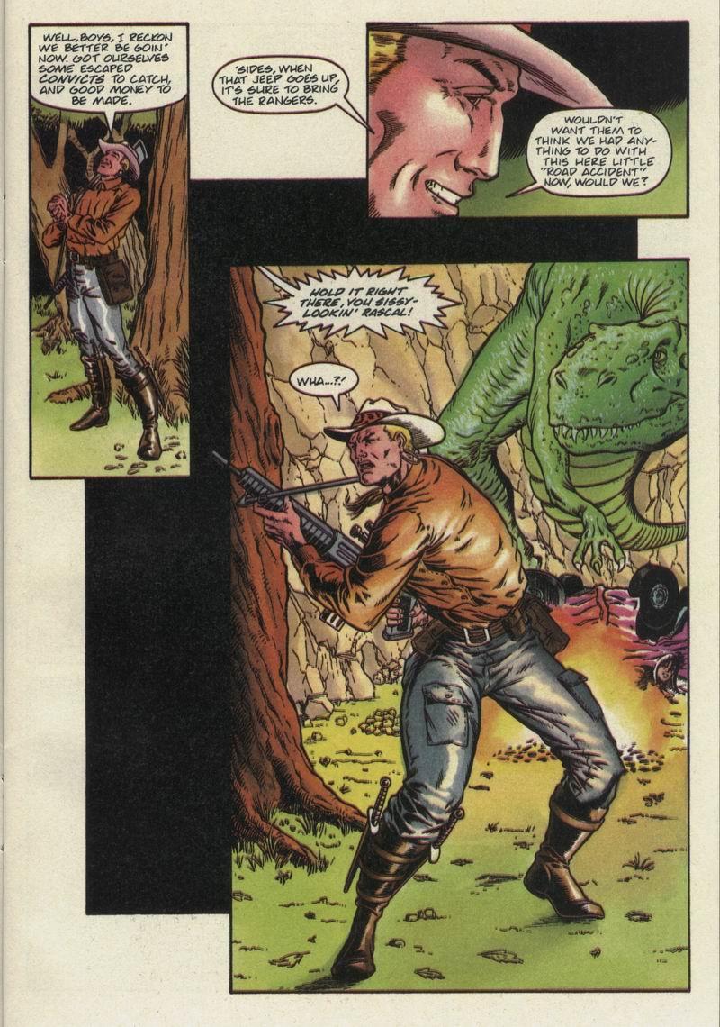 Read online Turok, Dinosaur Hunter (1993) comic -  Issue #21 - 7