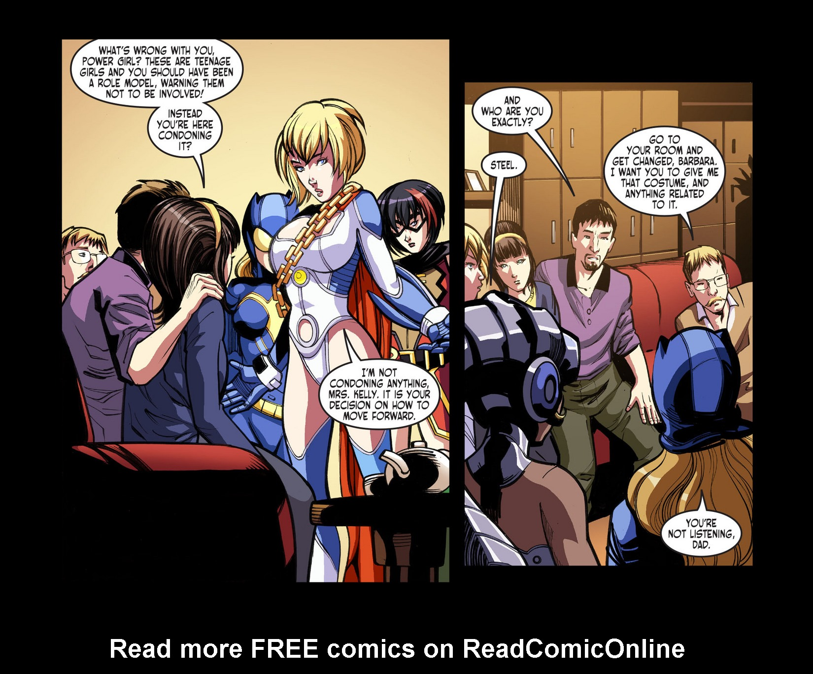 Read online Ame-Comi Girls comic -  Issue #6 - 14